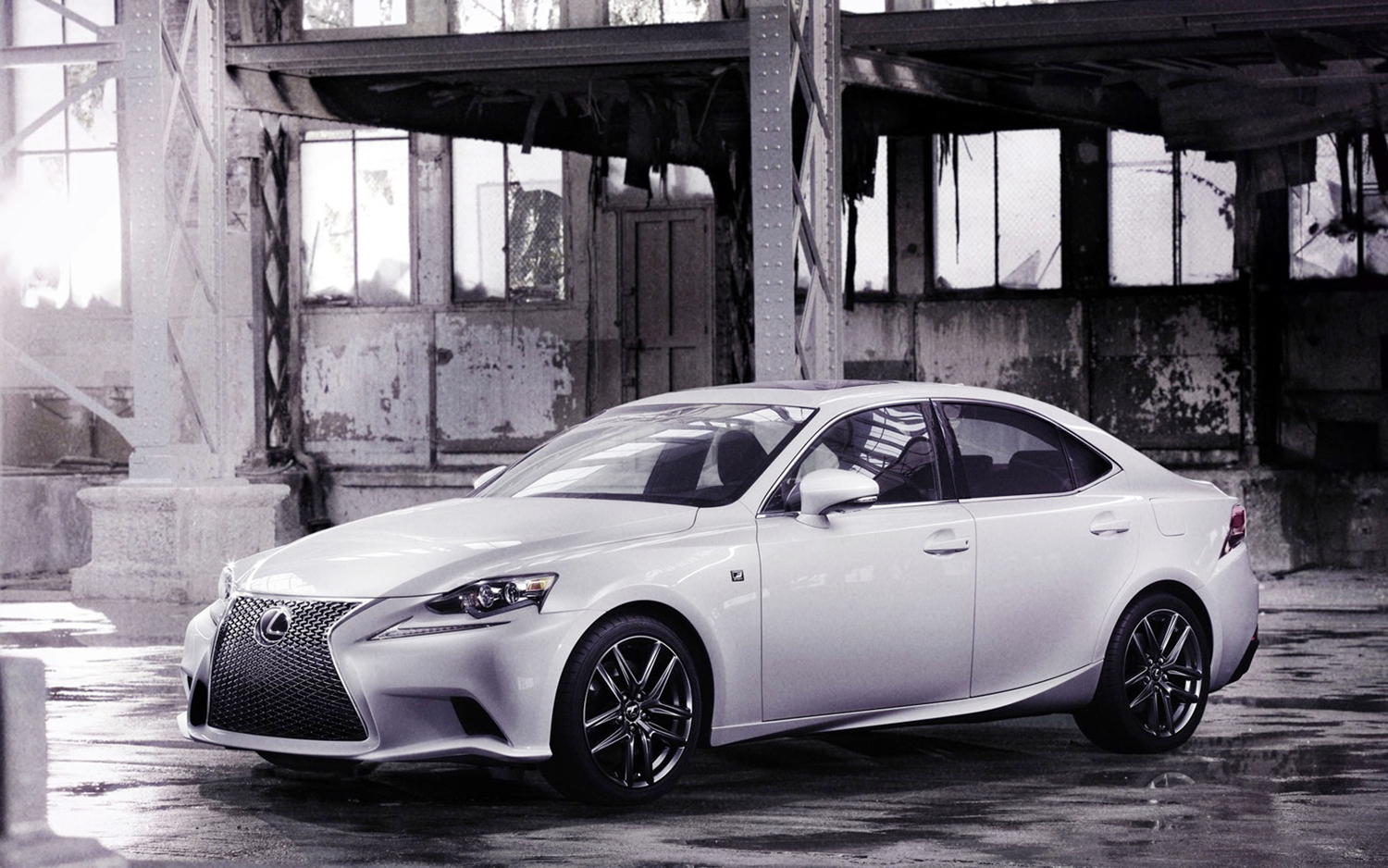 Thread Of The Day: Is The 2014 Lexus IS F Sport Styling Too Extreme?