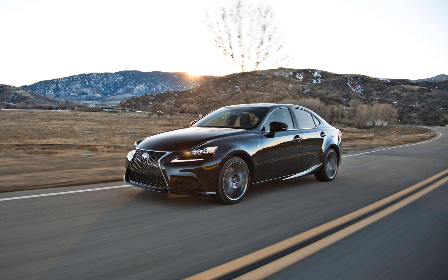 2014 Lexus IS 350 F Sport First Drive