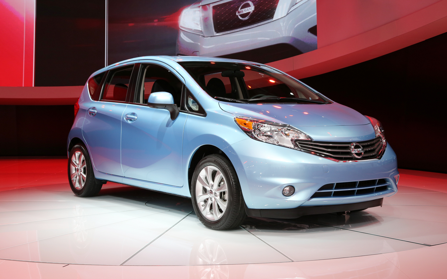 Great 2014 Nissan Versa Note First Look
