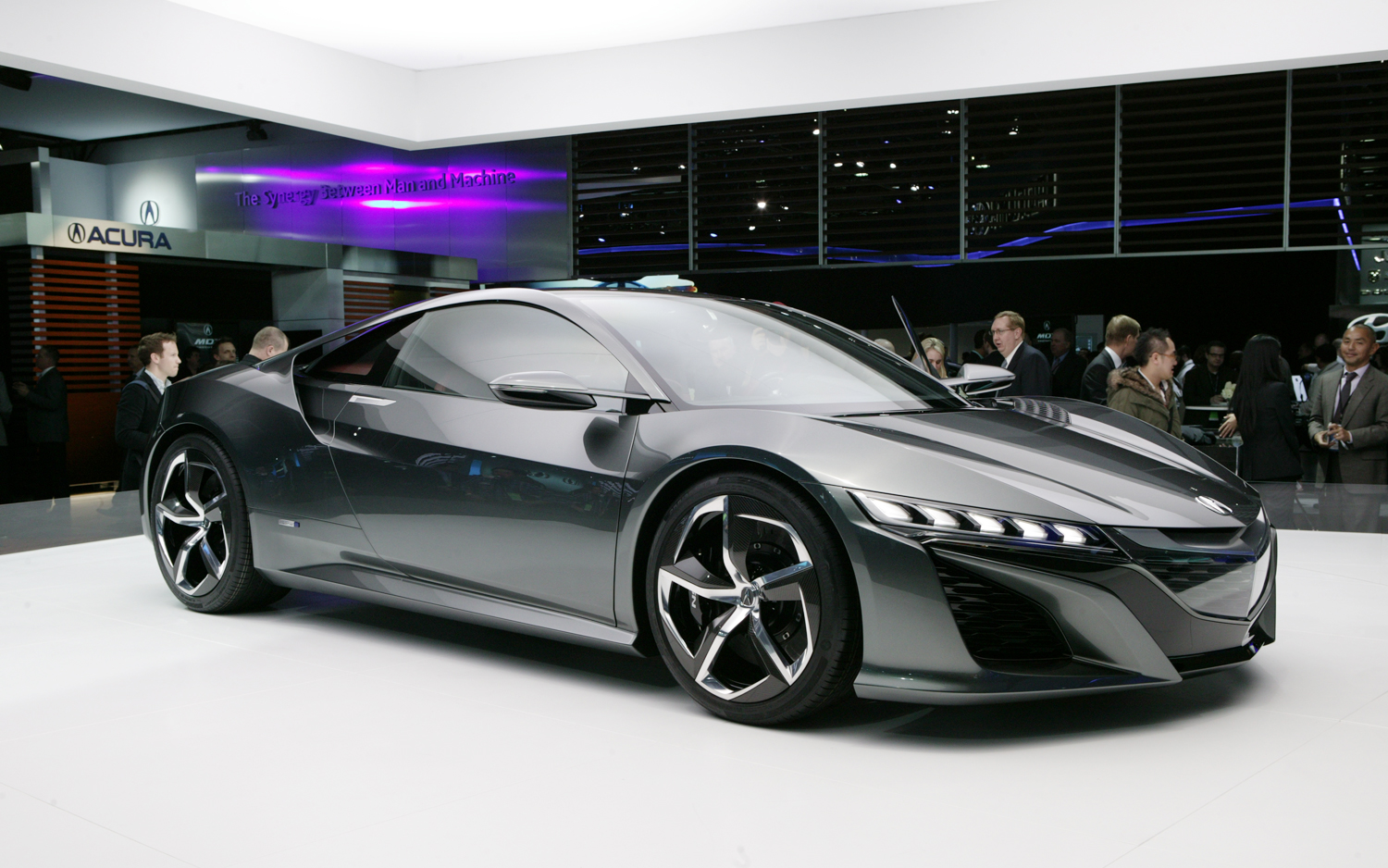 Version 2.0: Updated Acura NSX Concept Shows Possible Interior ...
