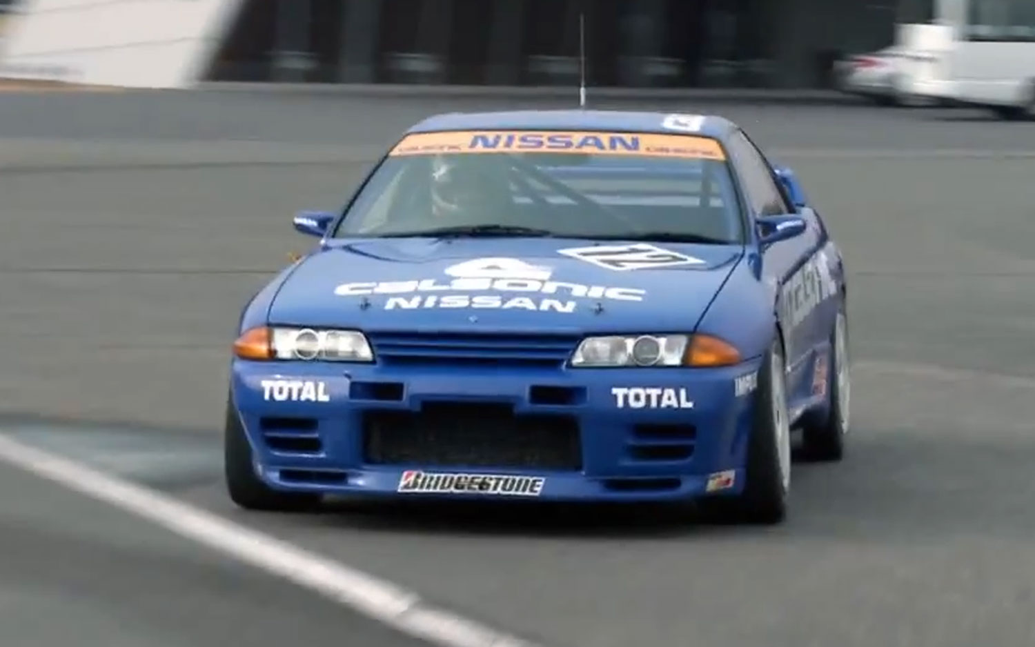 Ride Along With Classic Nissan Skyline GT-R Racers in New Clips ...