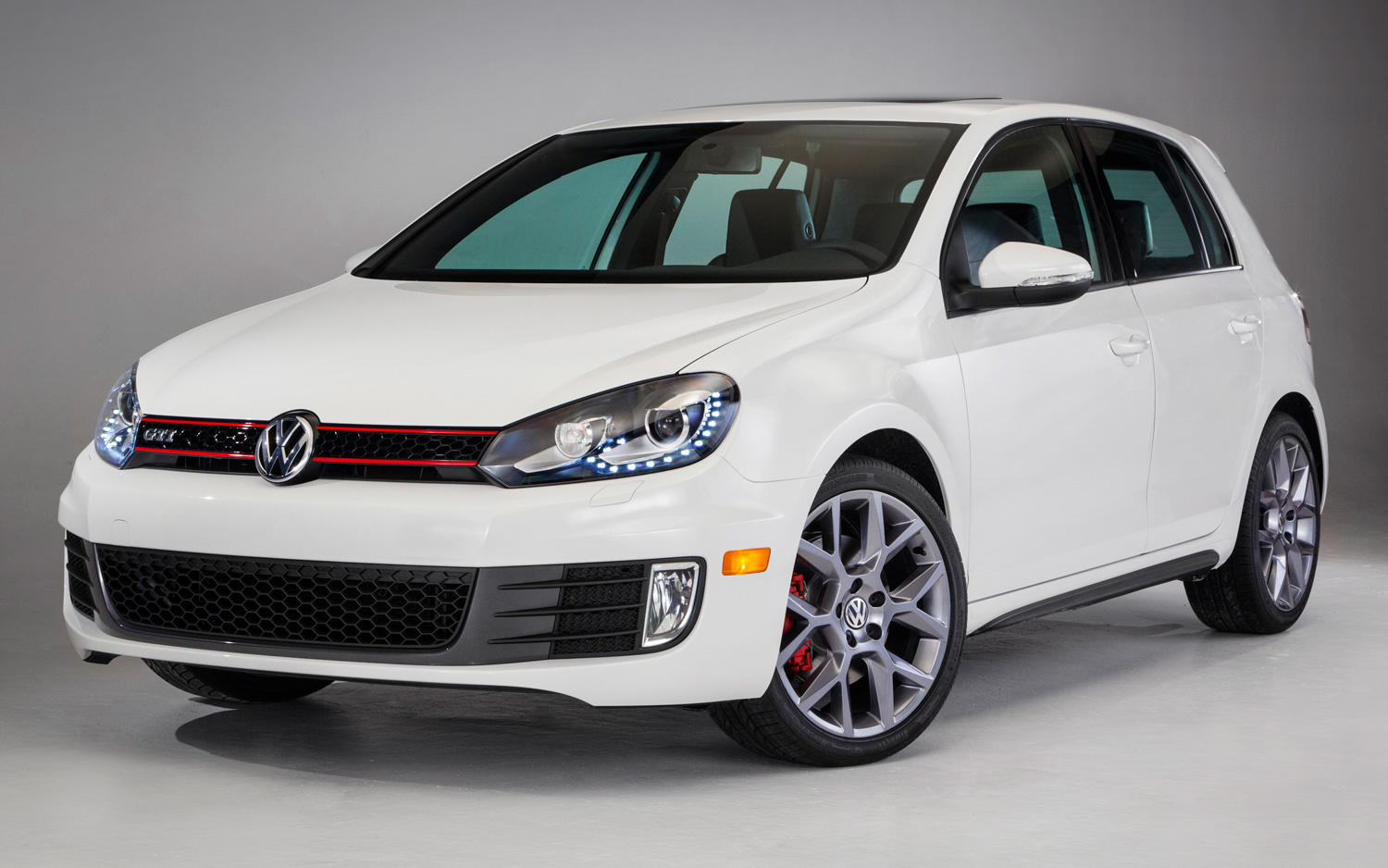 Vw gti drivers edition 2014.