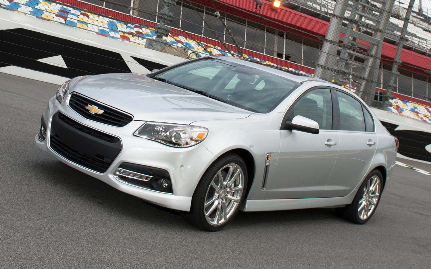 Charming 2014 Chevrolet SS First Look
