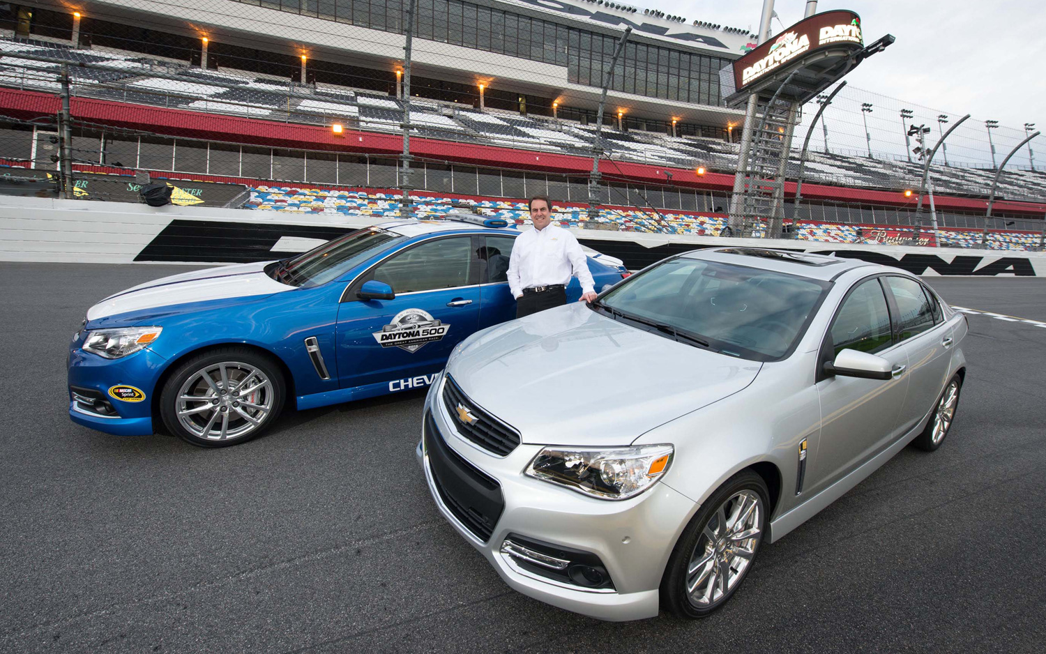 Video Find: 2014 Chevrolet SS Race, Road Cars Featured in Daytona ...