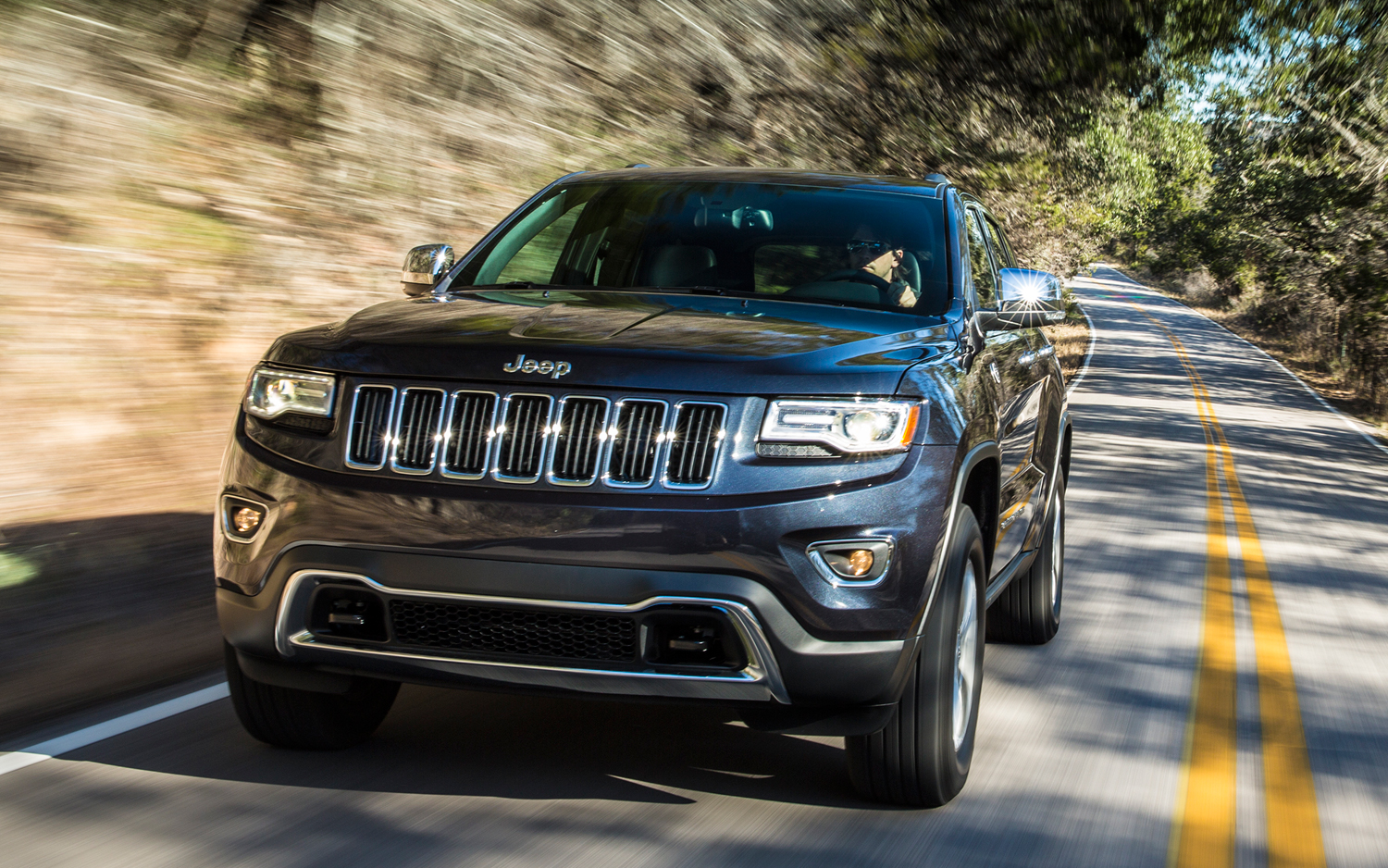 Superior 2014 Jeep Grand Cherokee EcoDiesel First Drive