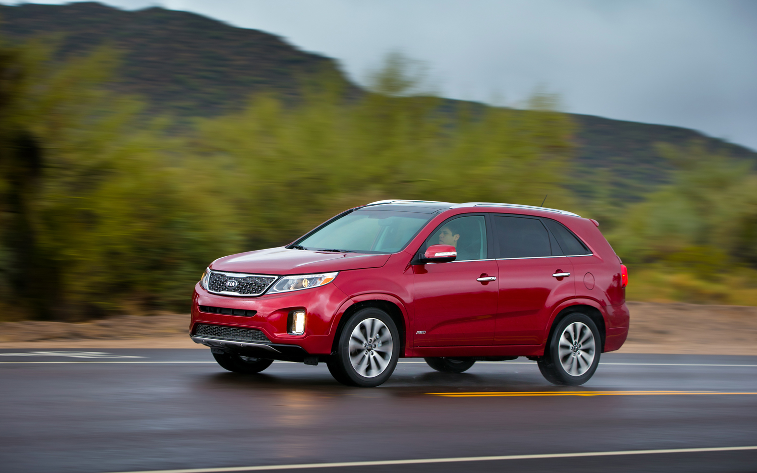 Superb 2014 Kia Sorento SX V6 GDI First Test