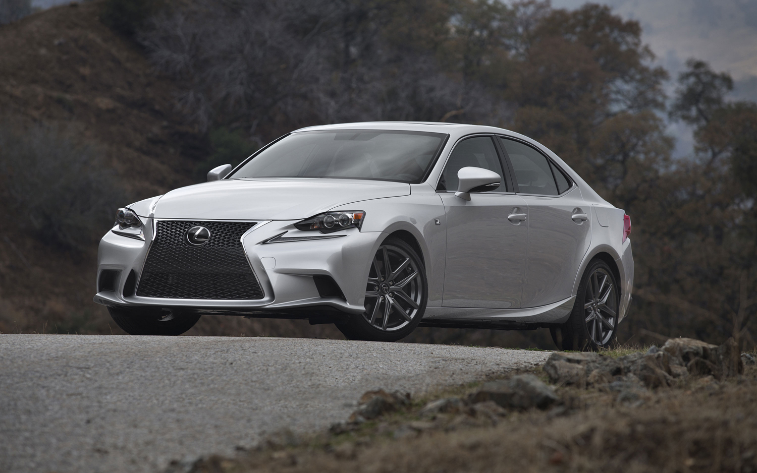 Refreshing Or Revolting: 2014 Lexus IS Sedan