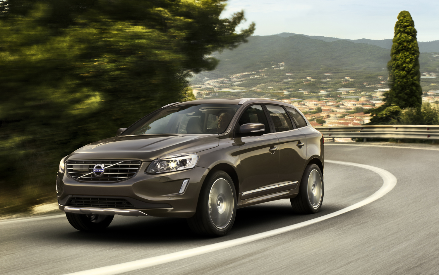 2014 Volvo Xc60 S60 To Offer Active High Beam Lighting Motor Trend