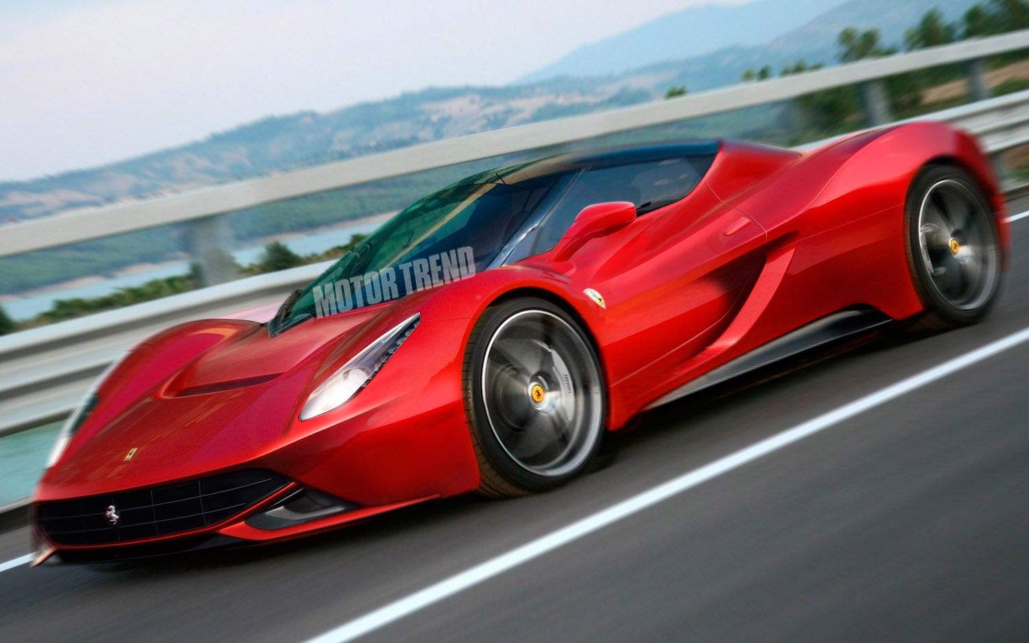 we hear: ferrari f70/f150 top speed set at 230 mph, 'ring time under