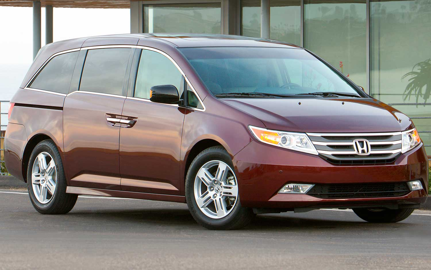 Amazing 2014 Honda Odyssey, 2014 Acura MDX Debuting At New York Show
