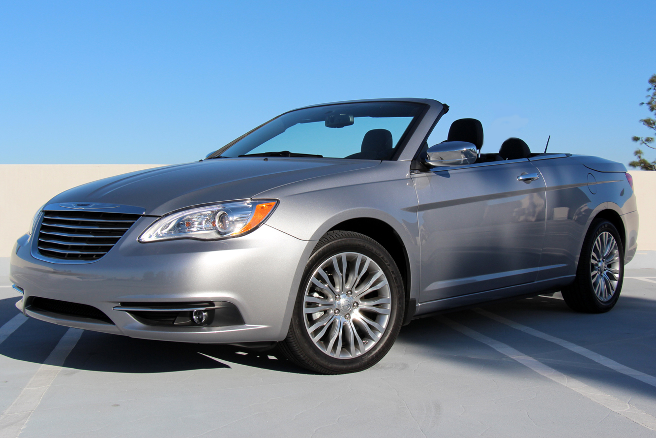 Our Cars: 2013 Chrysler 200 Limited Convertible