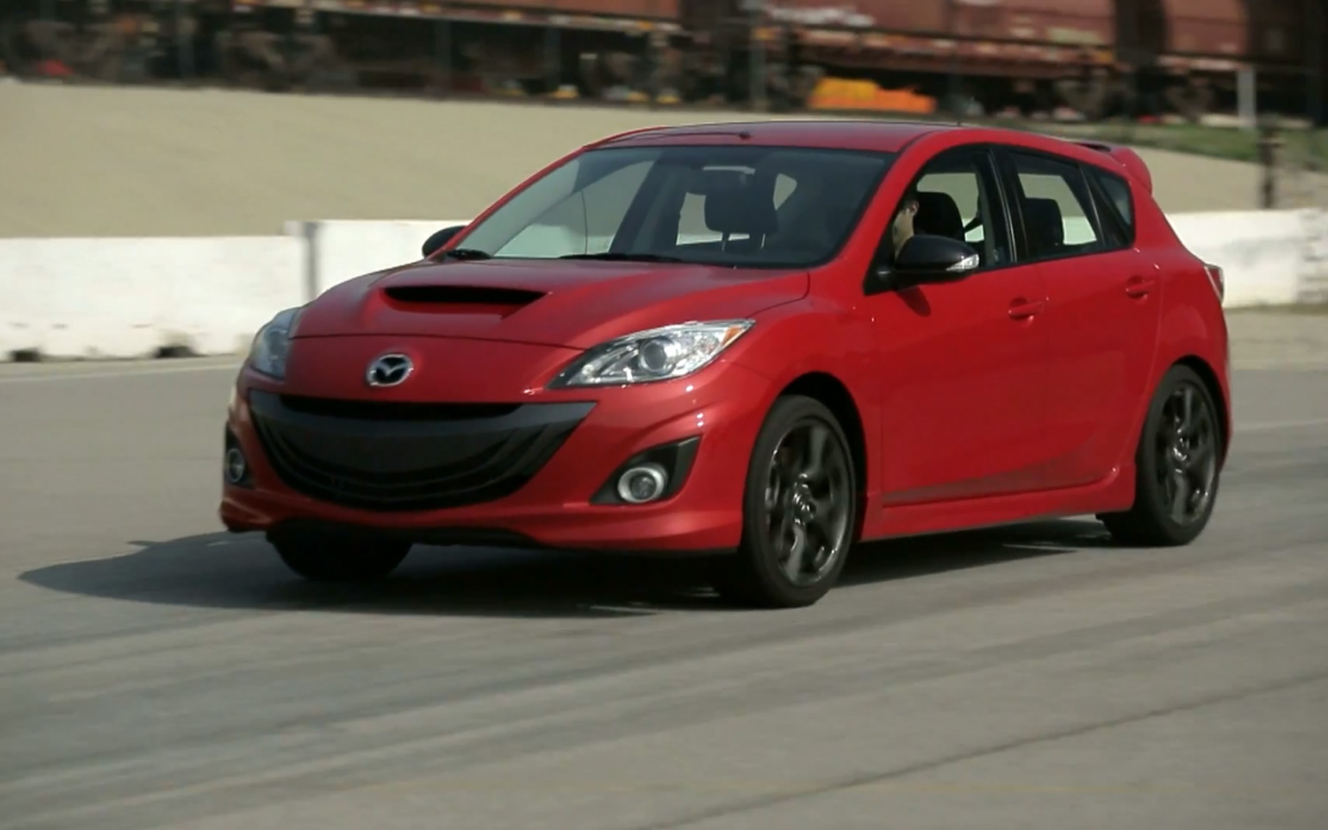 2013 Mazdaspeed3 A Front Drive Muscle Car New Ignition Video