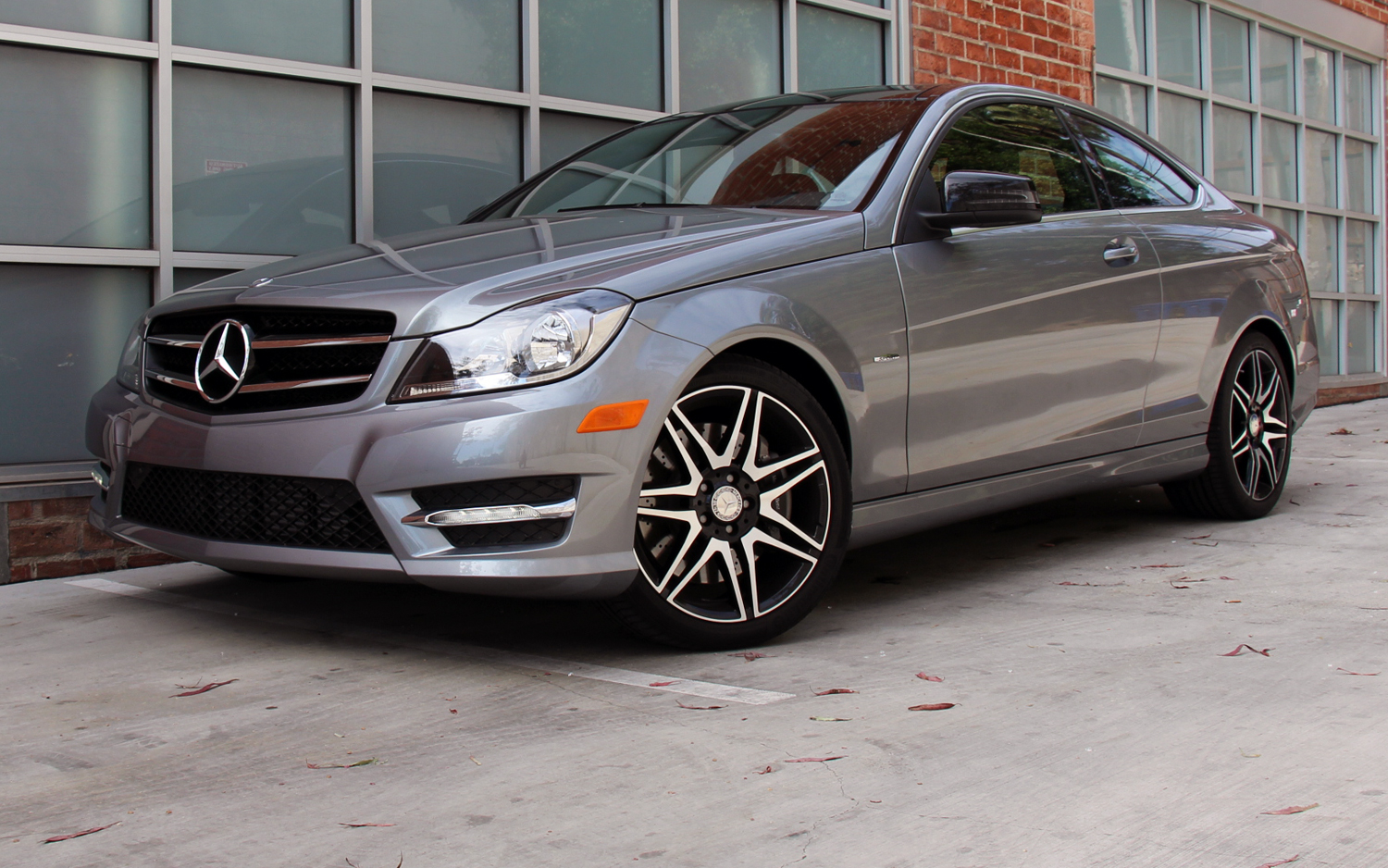 2013 Mercedes Benz C250 Coupe W Sport Package First Drive Motor Trend