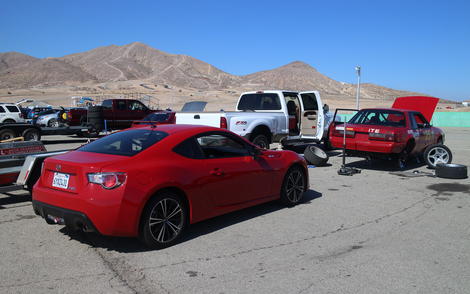 2013 Scion FR-S LT Update 3: FR-S Loses Its Track Day Virginity ...