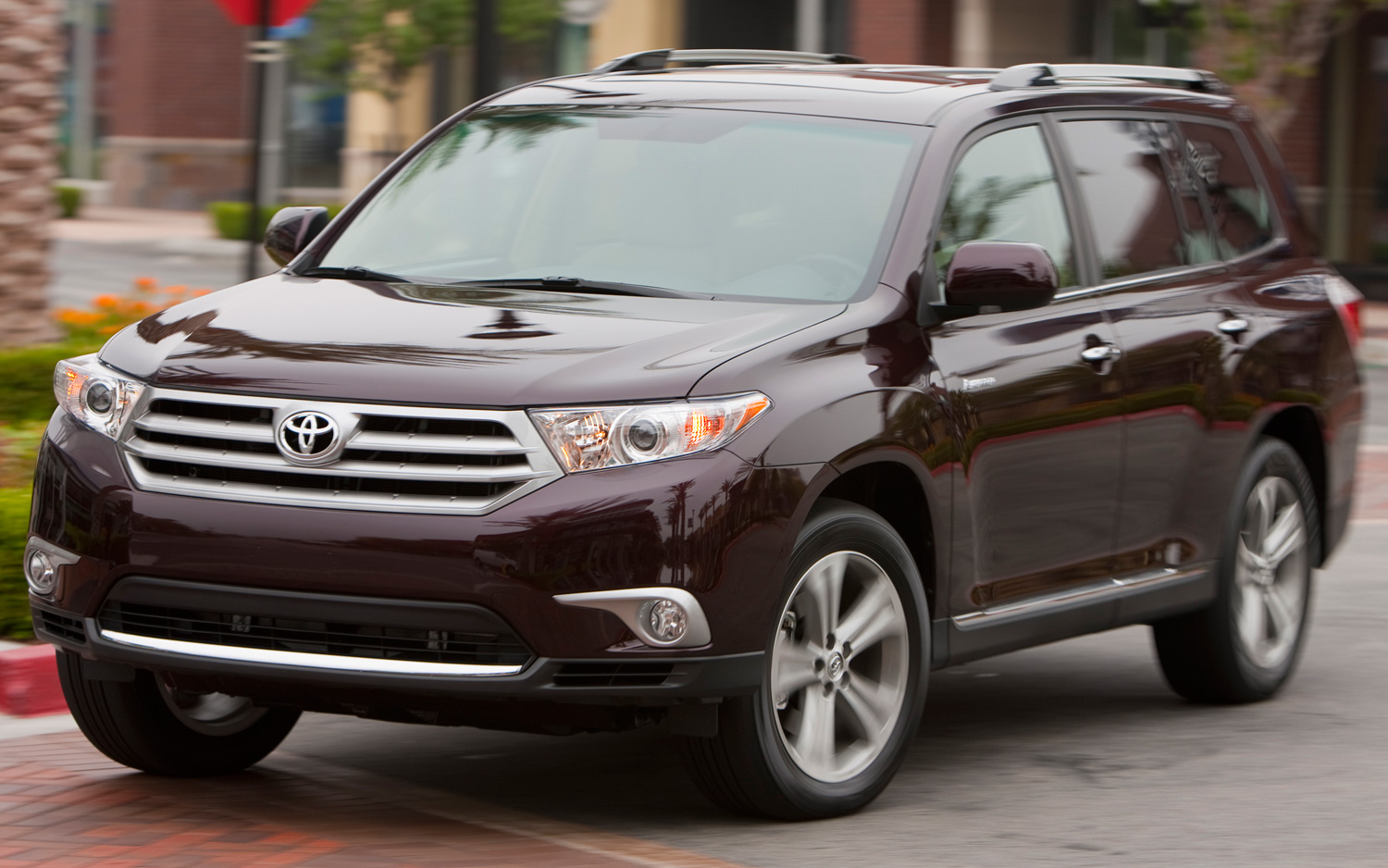 Official 2014 Toyota Highlander Debuting At New York Auto Show