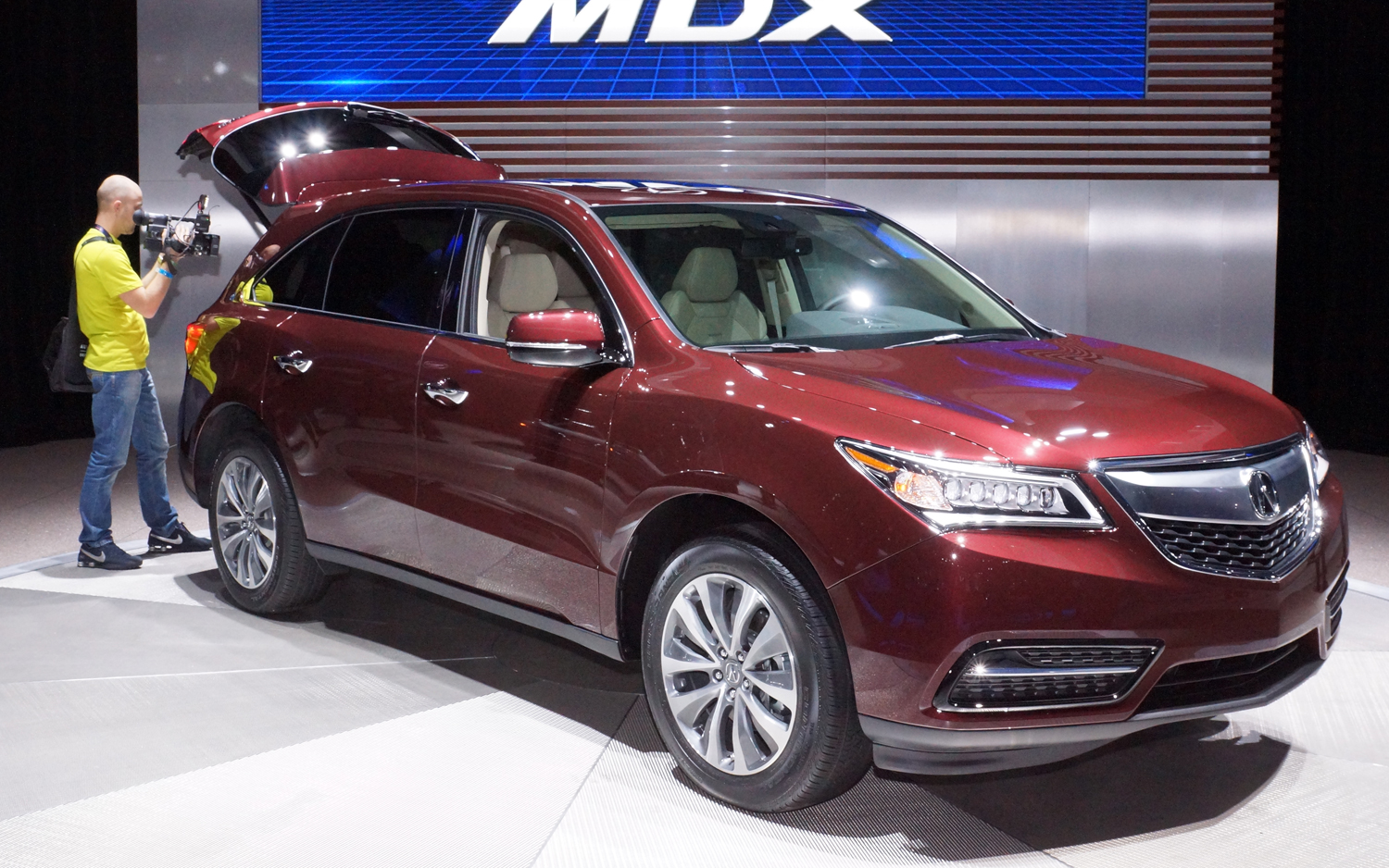 Acura MDX First Look Motor Trend - Acura mdx prices