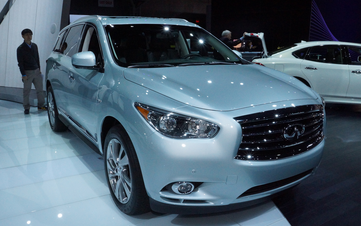 2014 infiniti qx60 hybrid to cost 3000 more than non hybrid 2013 2014 infiniti qx60 hybrid to cost 3000 more than non hybrid 2013 new york publicscrutiny Images