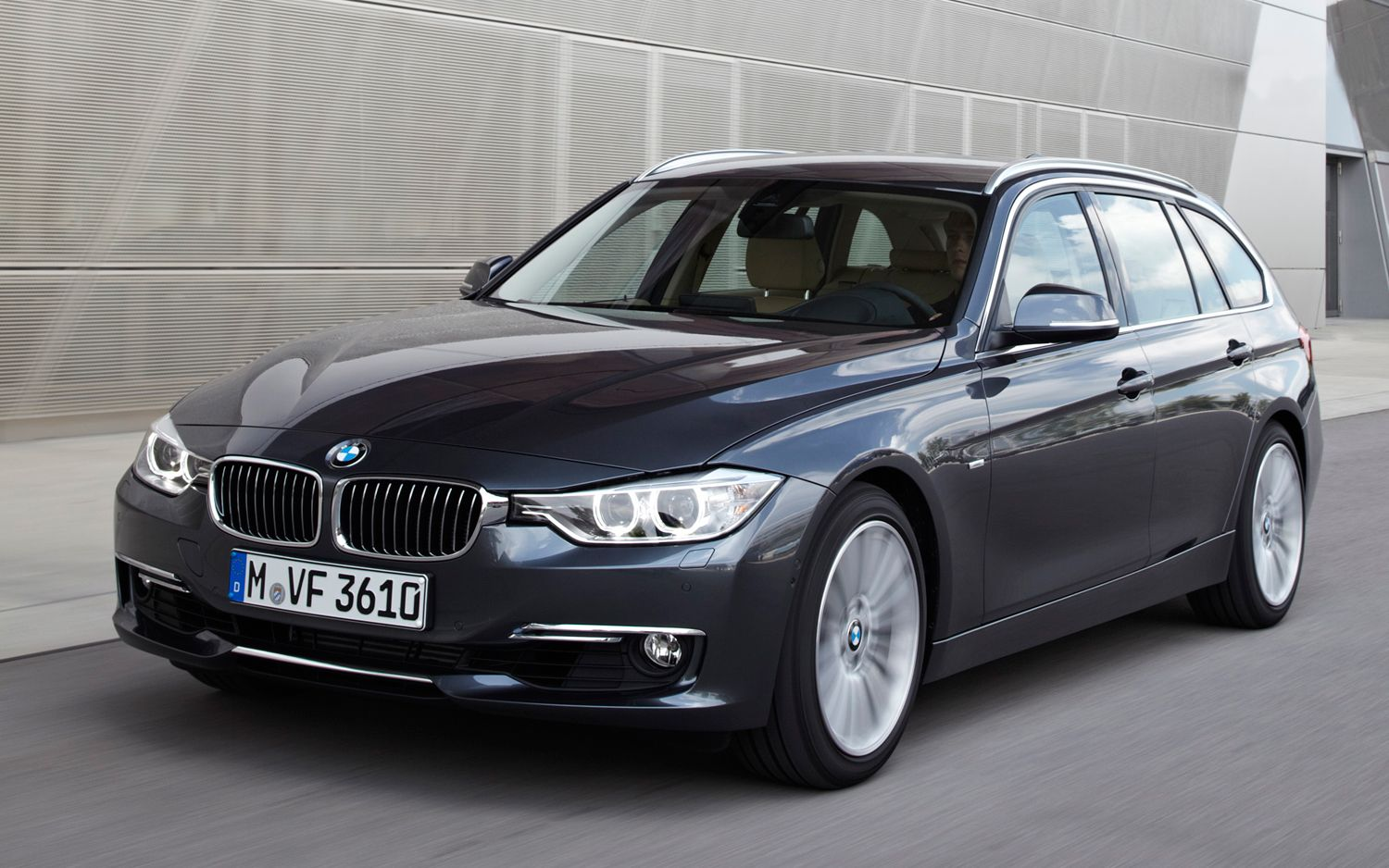 We Hear: BMW 3 Series Diesel AWD Wagon Coming to U.S.