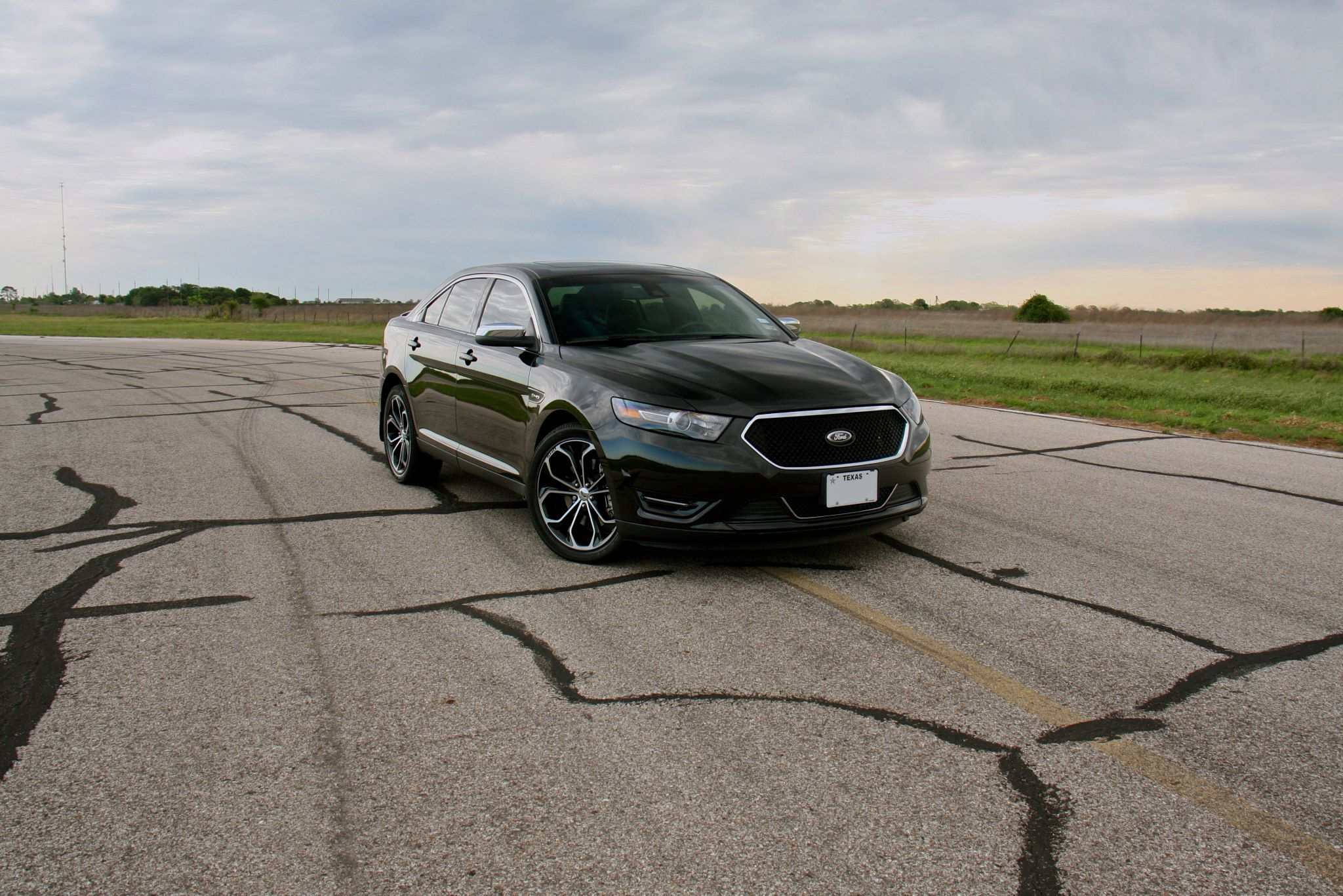 Hennessey S Ford Taurus Sho Is Fast Motor Trend