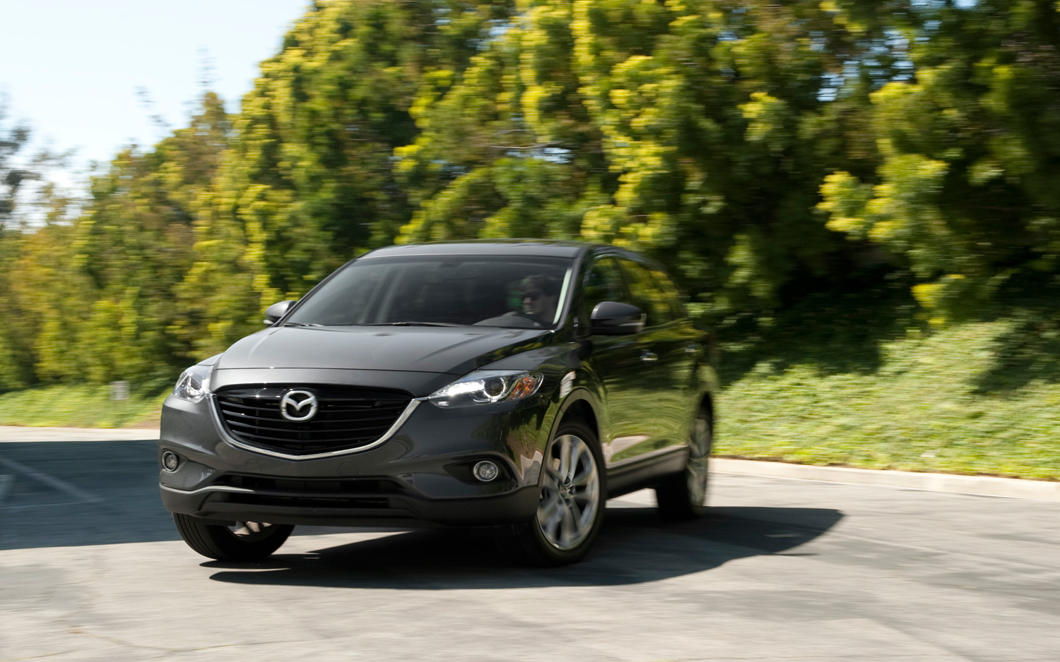 2013 Mazda CX 9 Grand Touring AWD First Test
