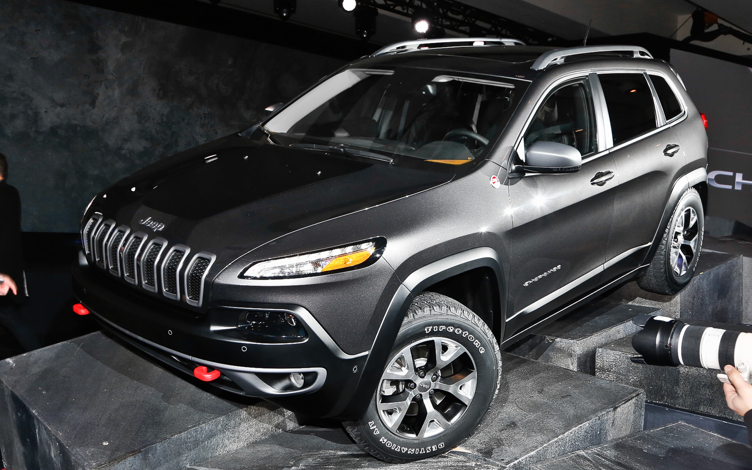 Thread Of The Day: Should Jeep Offer A Cherokee Diesel In The U.S.?