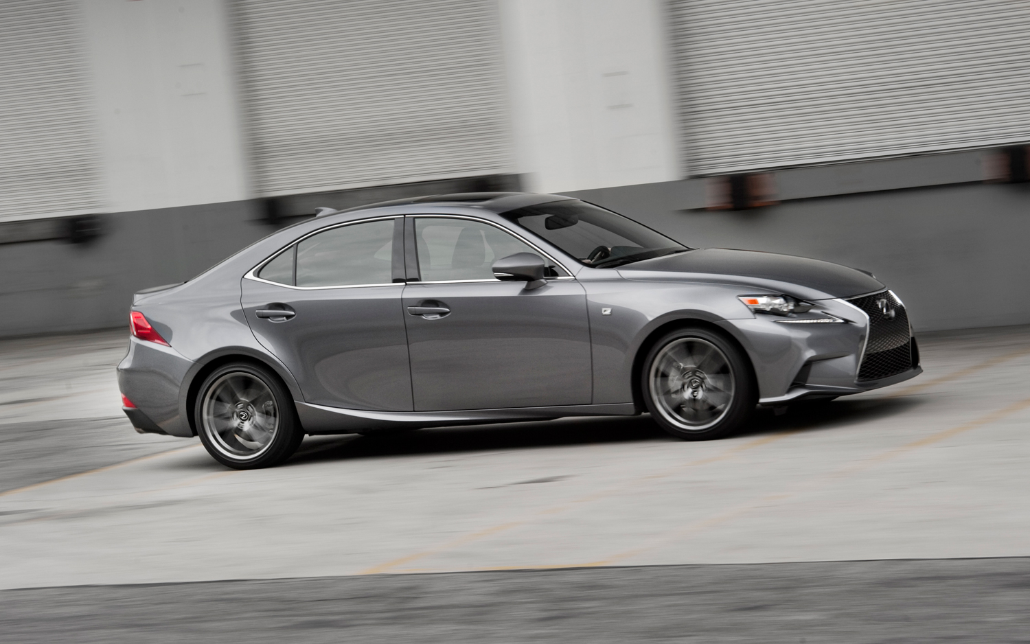 Charming 2014 Lexus IS 250 F Sport First Test