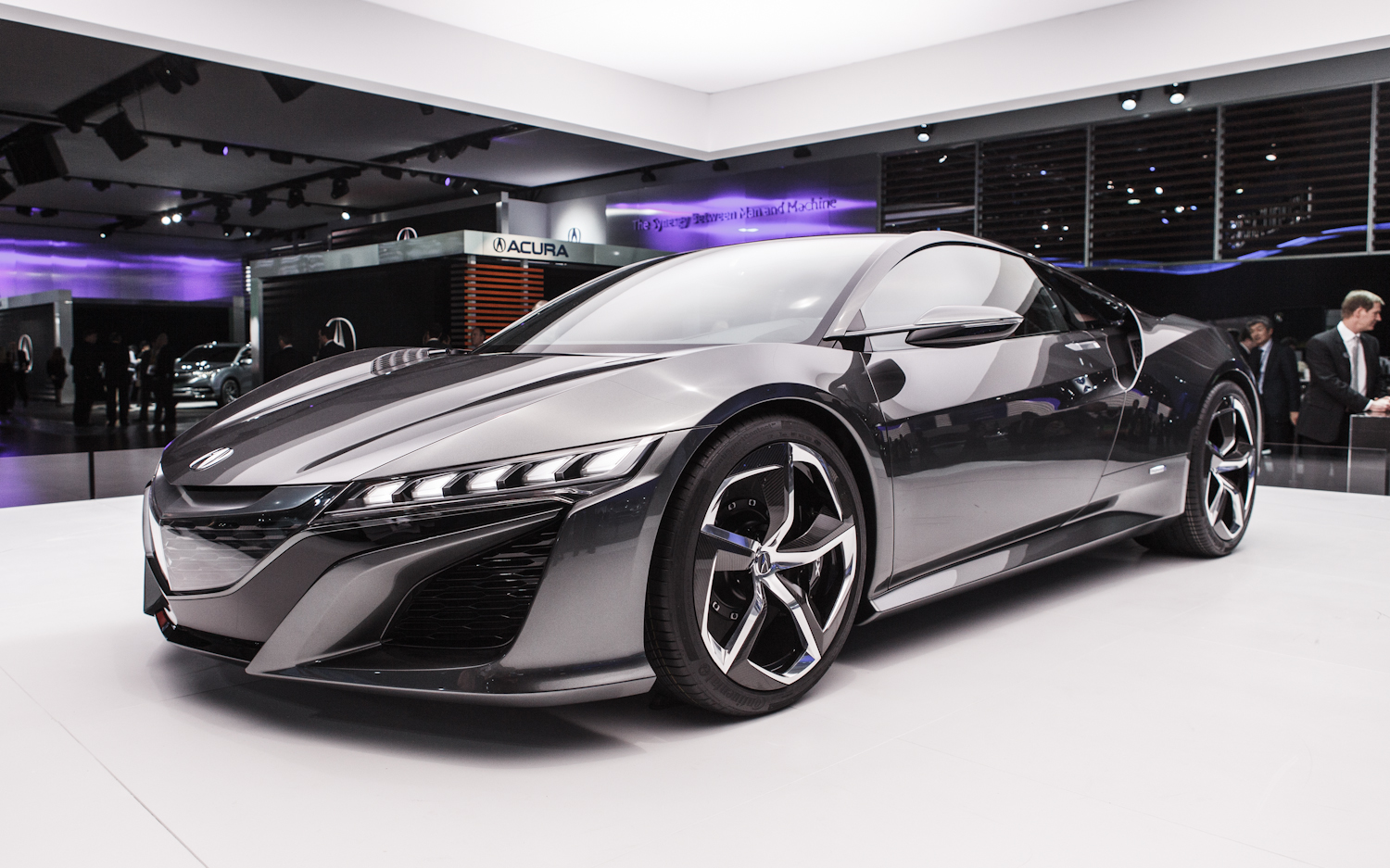Honda U.K. Already Taking Pre-Orders for 2015 Acura NSX - Motor Trend