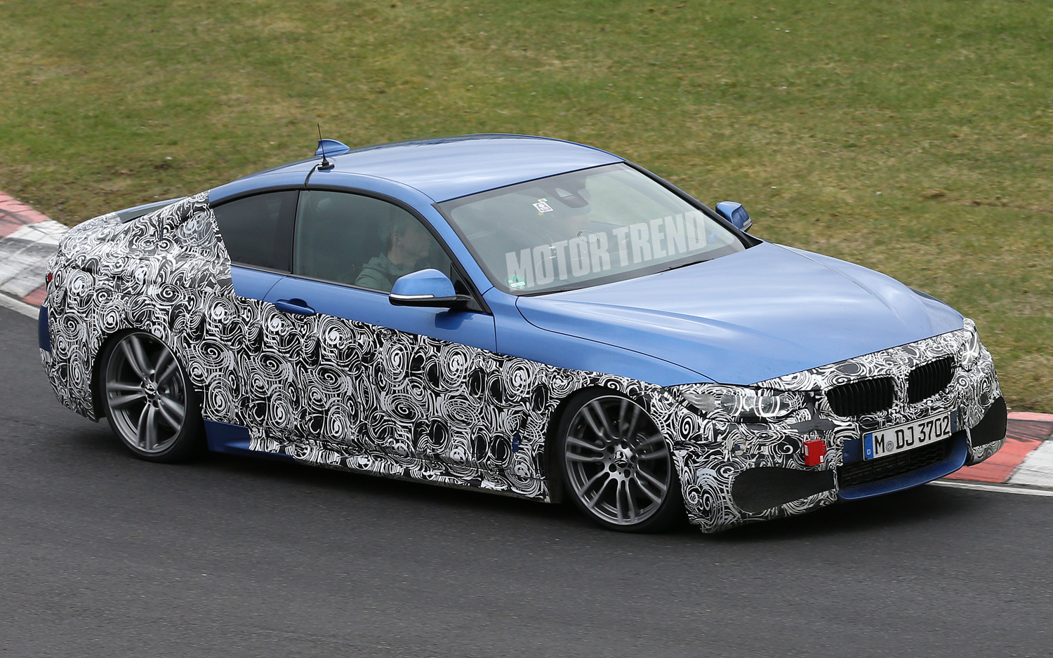 UPDATED: Spied: BMW 440i with M Sport Package Laps Nurburgring