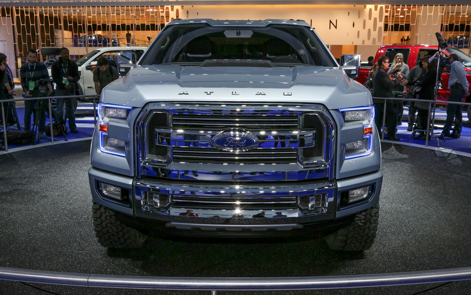 On Atlas And Ecoboost With Ford Truck Group S Marketing Chief