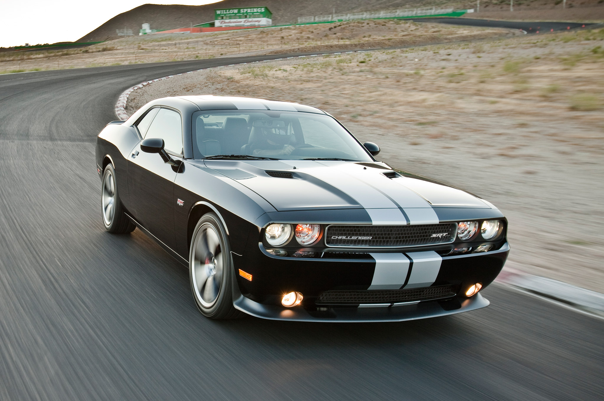 Hellcat? Dodge Challenger May Gain 6.2-Liter Supercharged V-8 ...