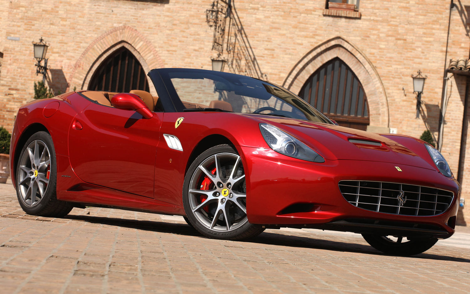 Great Our Cars: 2013 Ferrari California 30