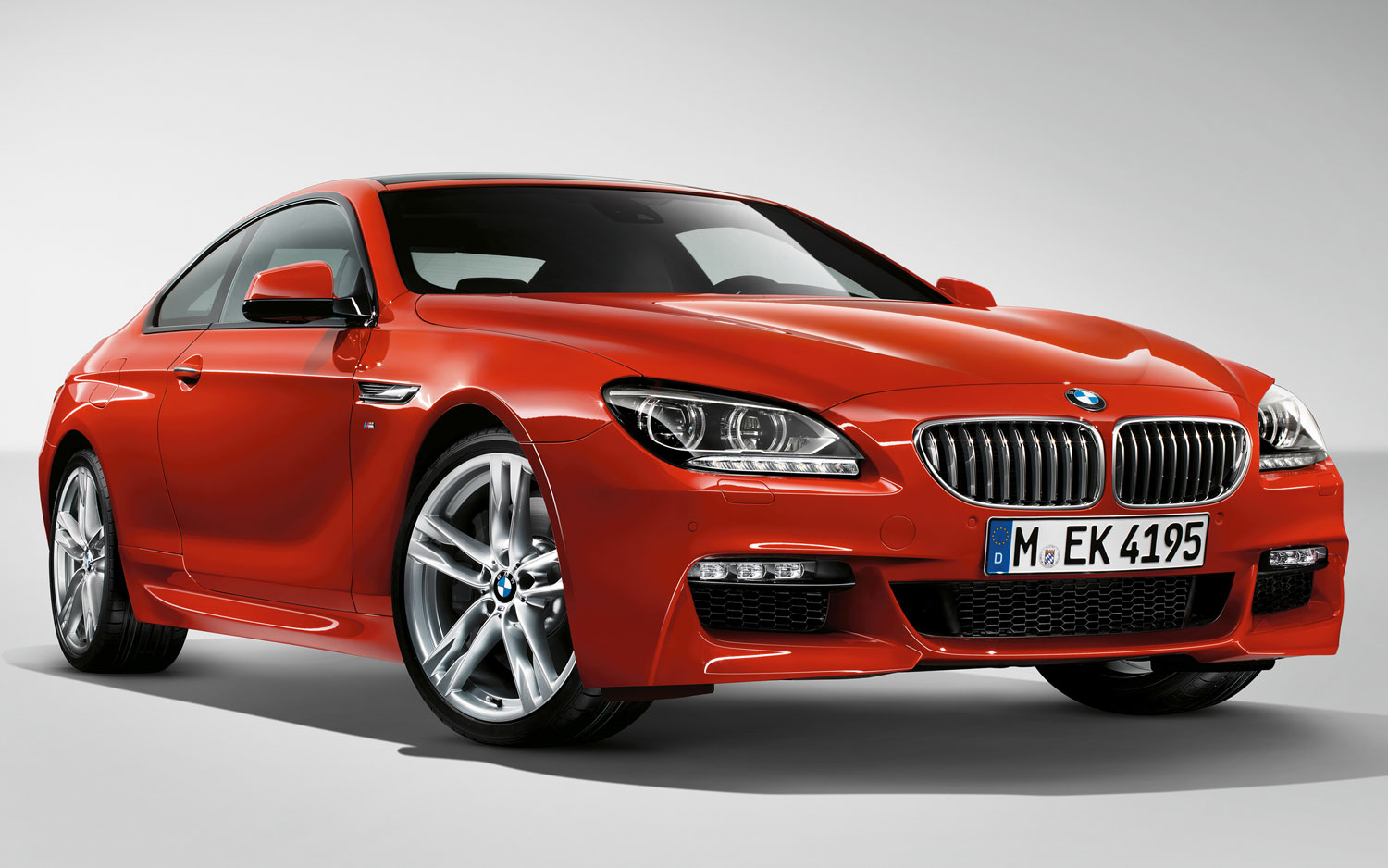 2014 BMW 6 Series M Sport Edition Offers More Features, Style