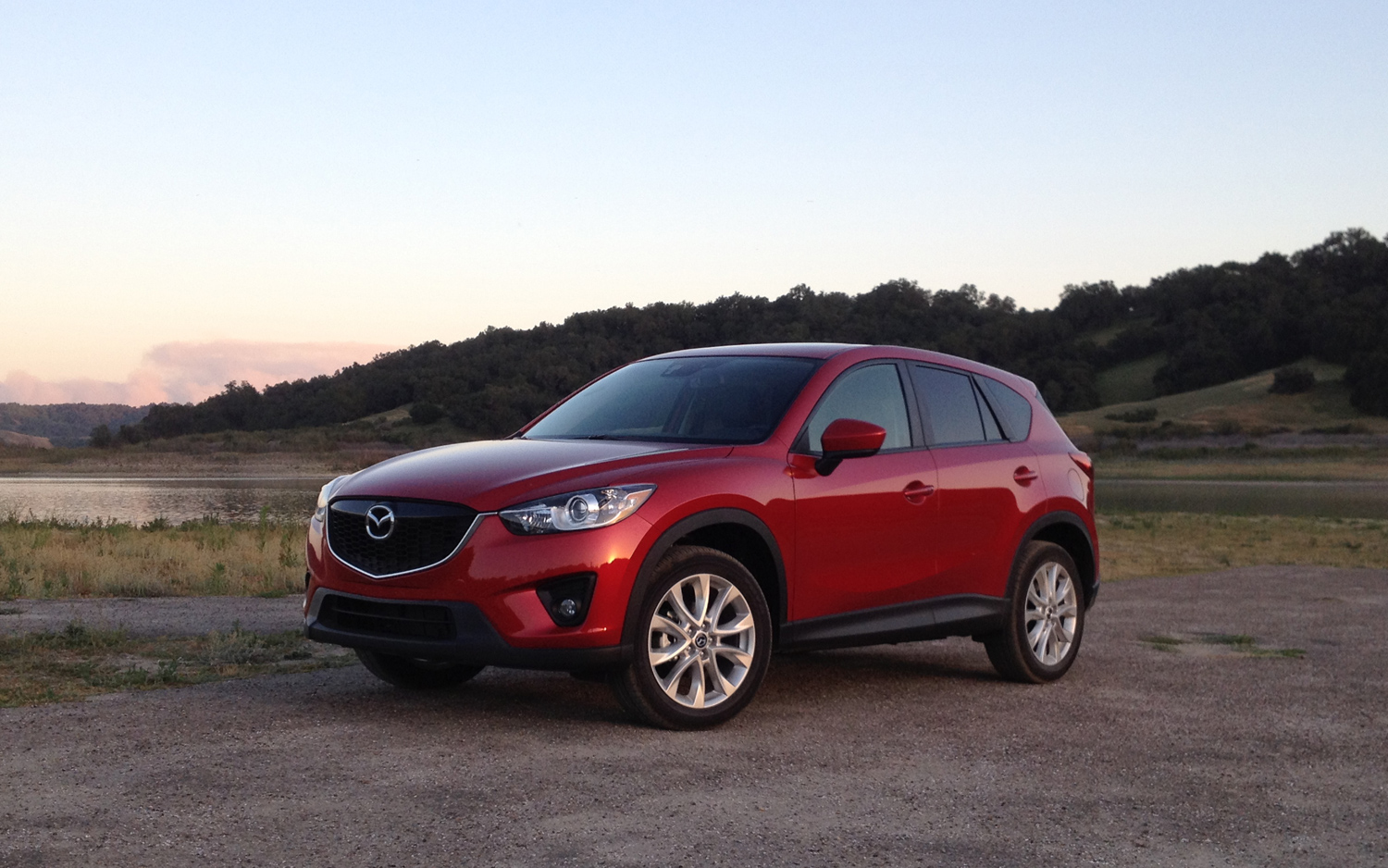 Our Cars: 2014 Mazda CX 5 Grand Touring AWD