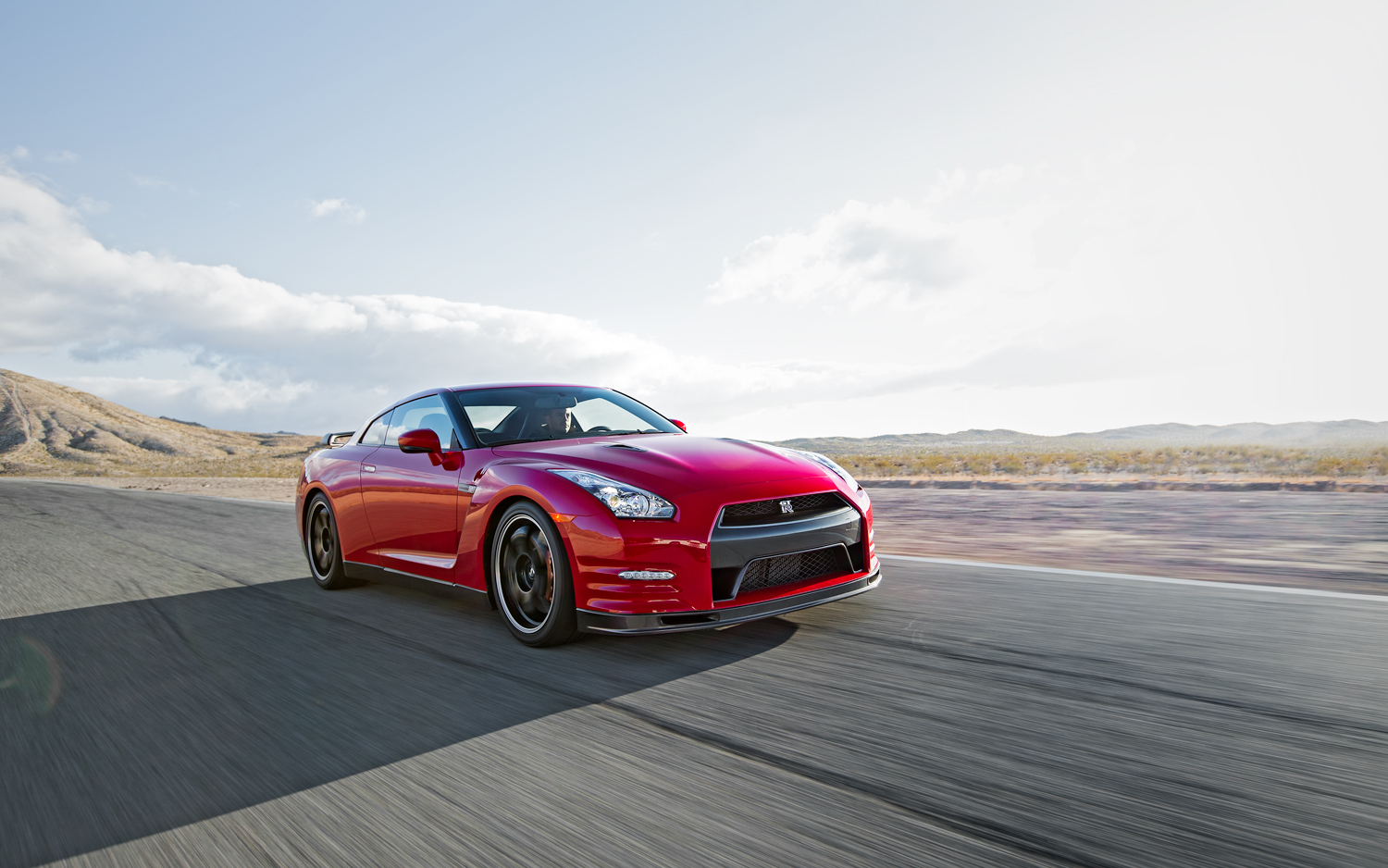 Lovely 2014 Nissan GT R Track Edition First Test