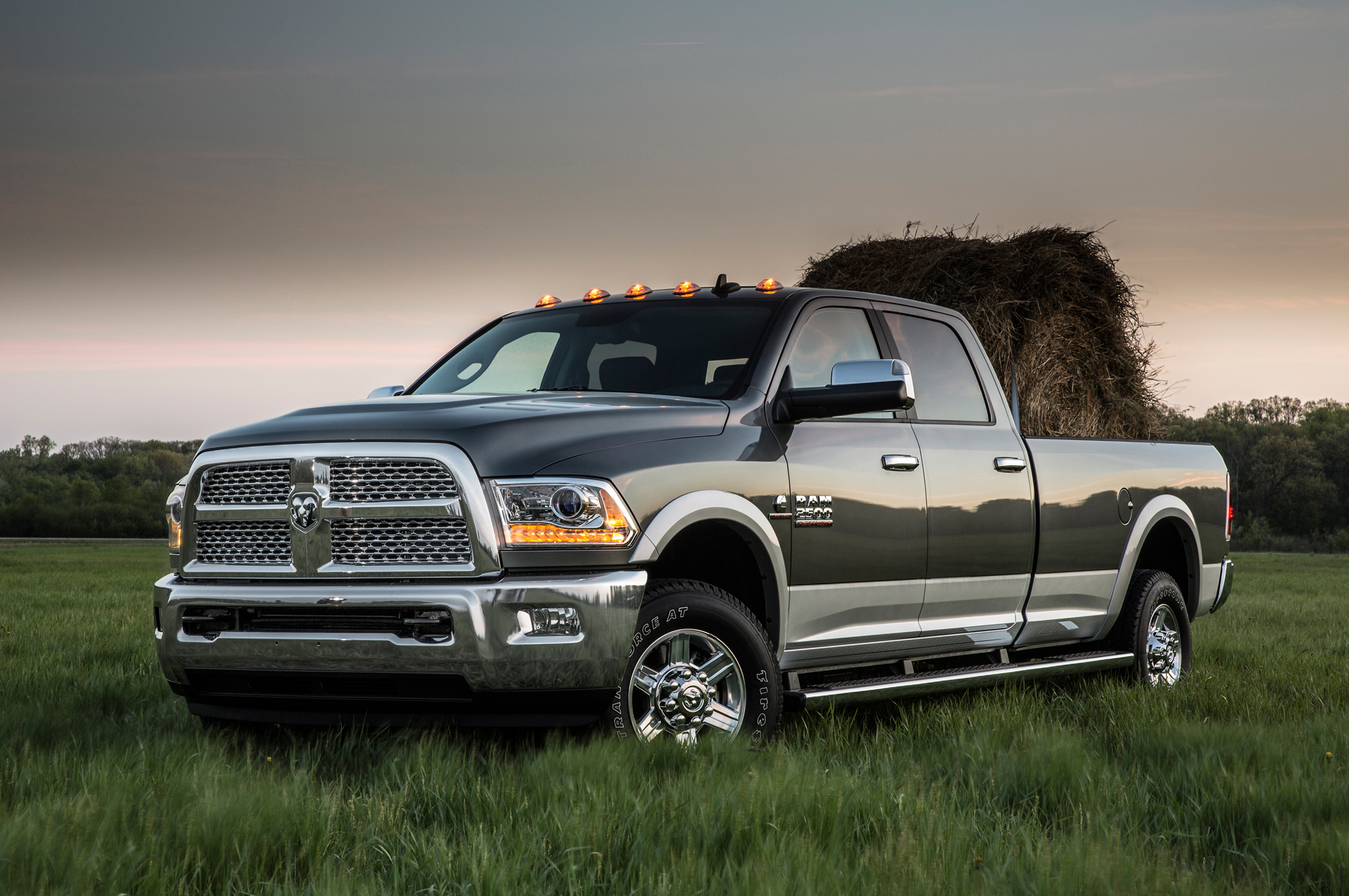2013 Ram 3500 HD First Drive