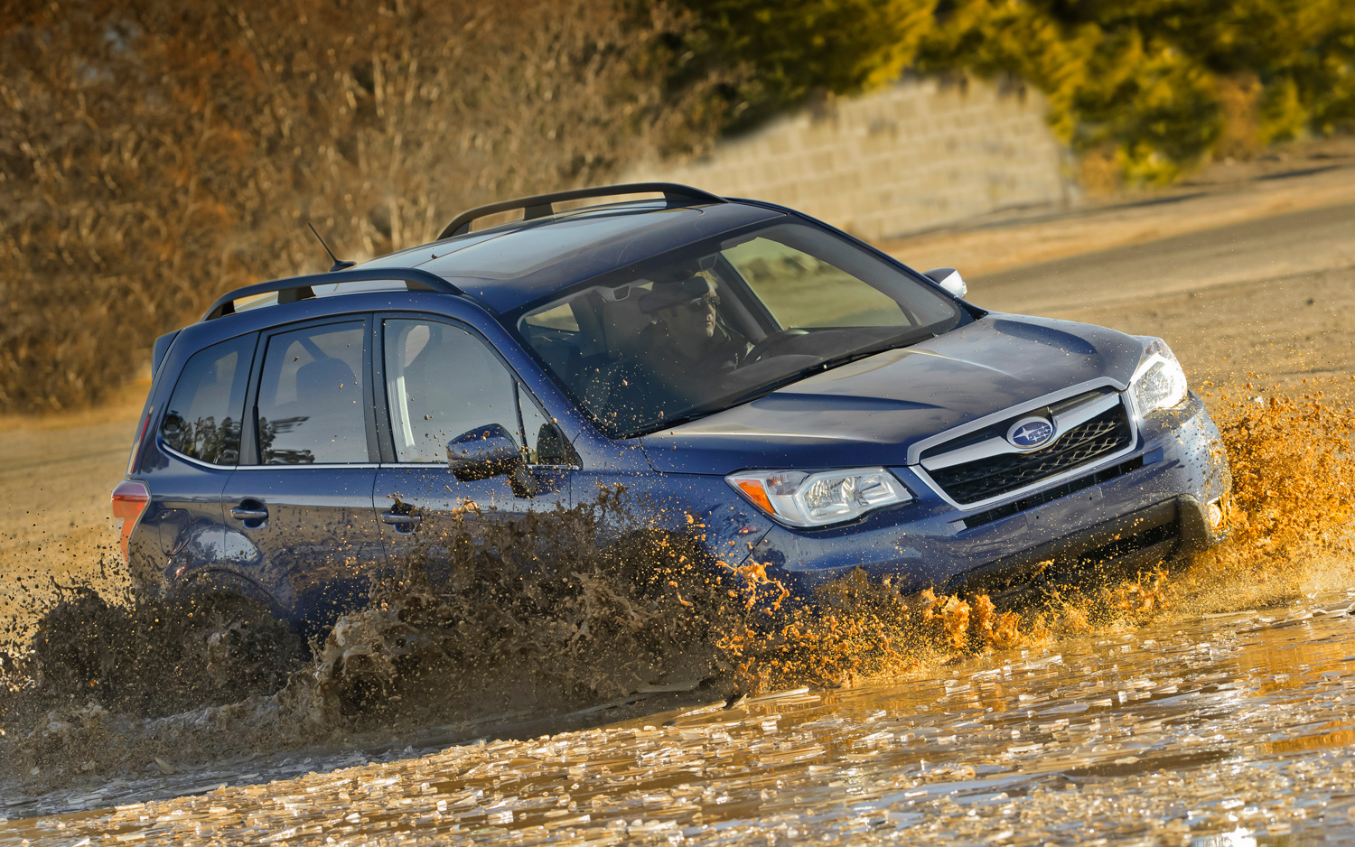Subaru Forester Off Road >> Watch Old Subaru Crash Test Videos And A 2014 Forester Off Roading
