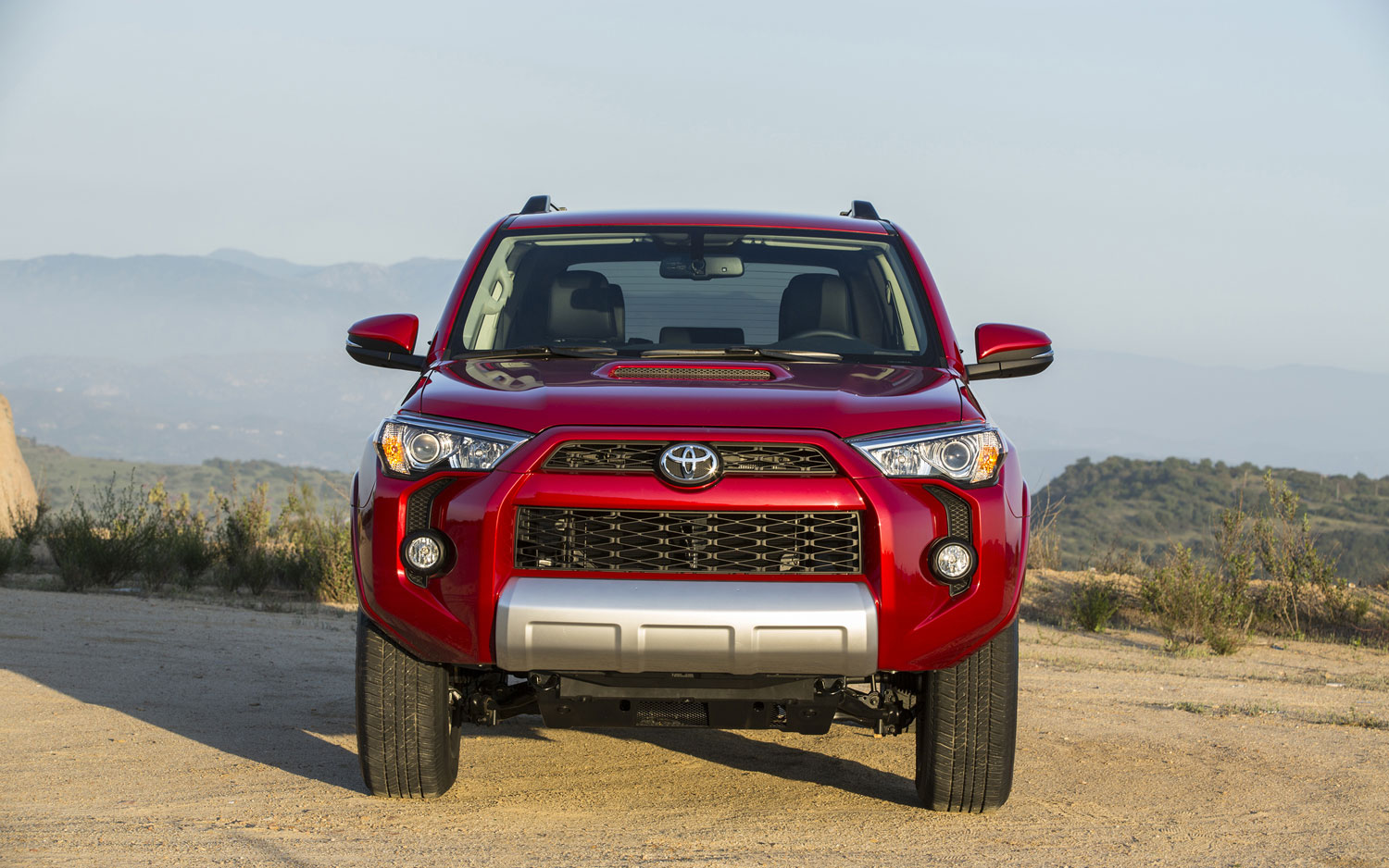 Refreshing Or Revolting: 2014 Toyota 4Runner