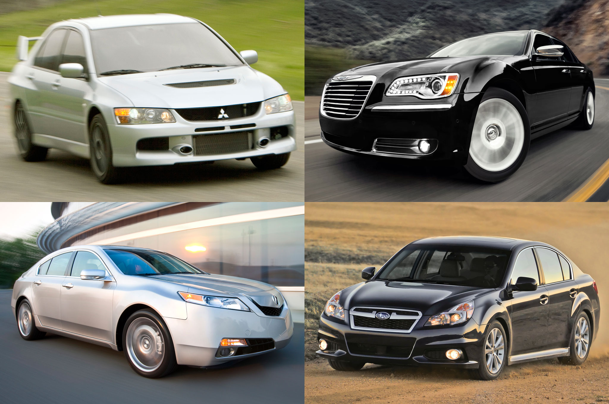 Wonderful TOTD: Pick A New Or Used AWD Four Door Under $30,000