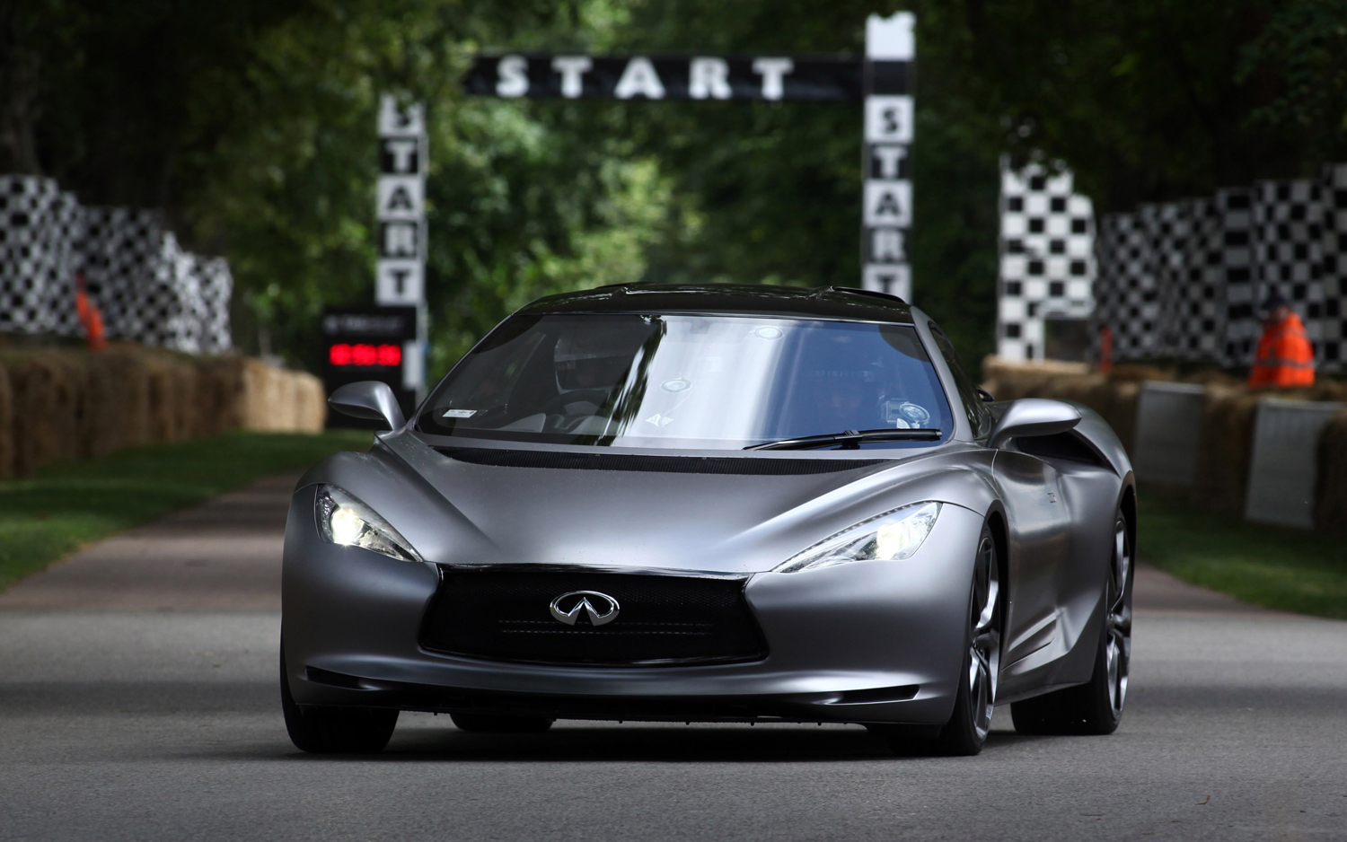 We Hear: Infiniti May Launch Halo Sports Car By 2016