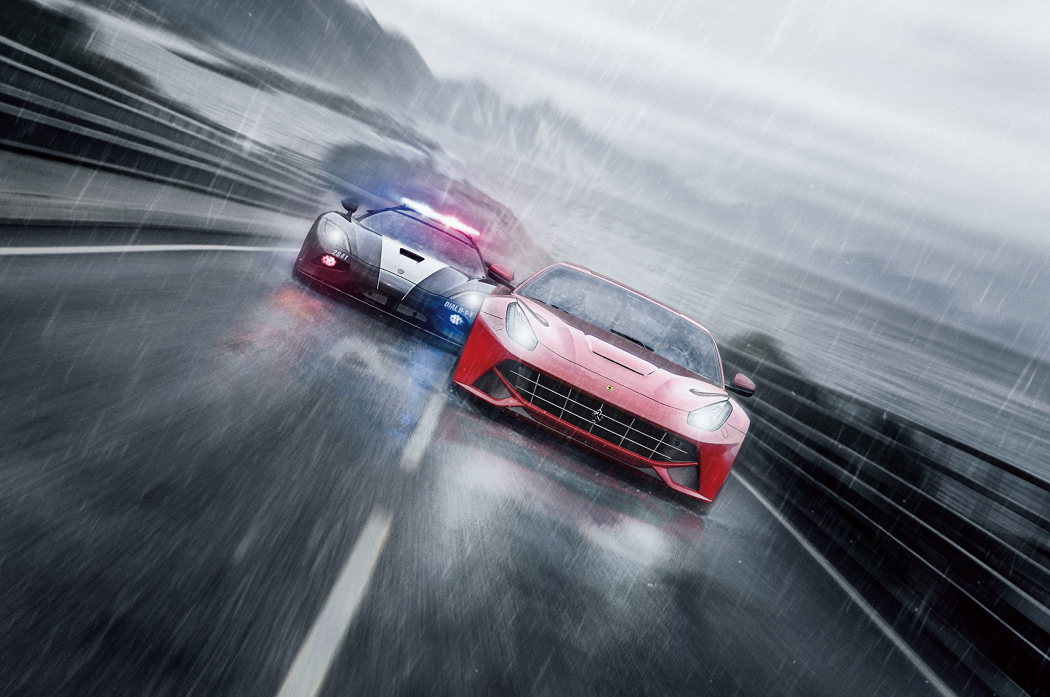 EA's Need For Speed Rivals Coming to Xbox One, PlayStation 4