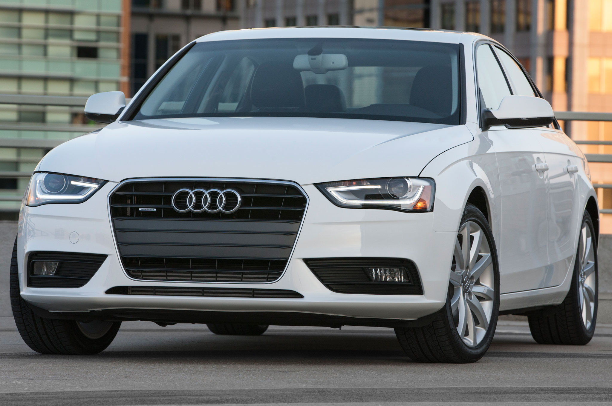 2014 Audi A4 A5 Q5 Make 220 Hp Get Price Bumps Motortrend