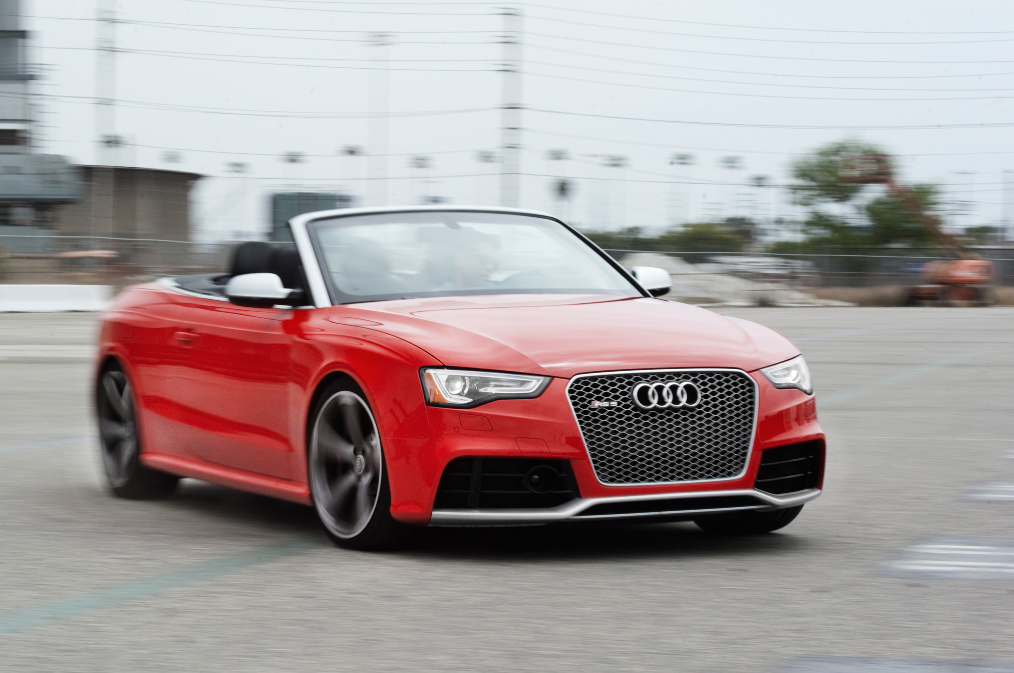 2013 Audi Rs 5 Cabriolet First Test Motortrend