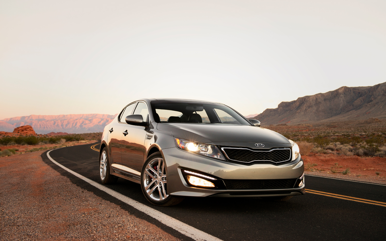 Attractive 2013 Kia Optima SXL Arrival