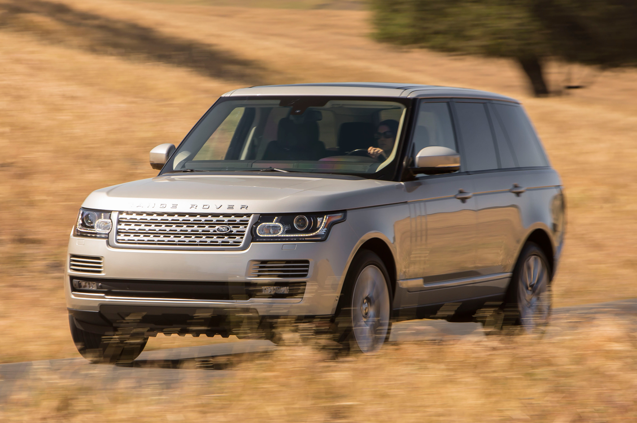 2013 Range Rover Supercharged First Test - Motor Trend