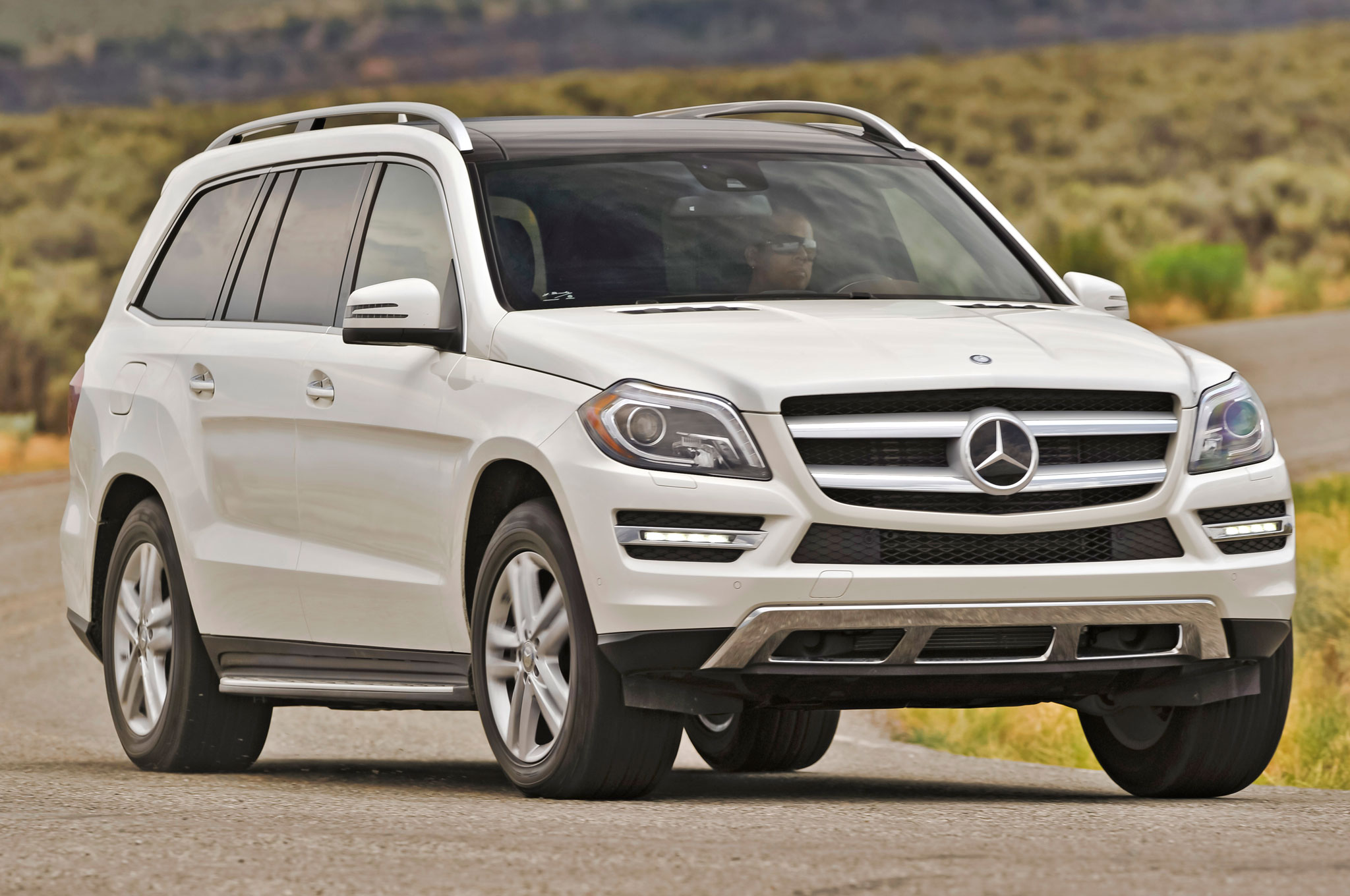Our Cars: 2013 Mercedes Benz GL350 Diesel Is Smooooth