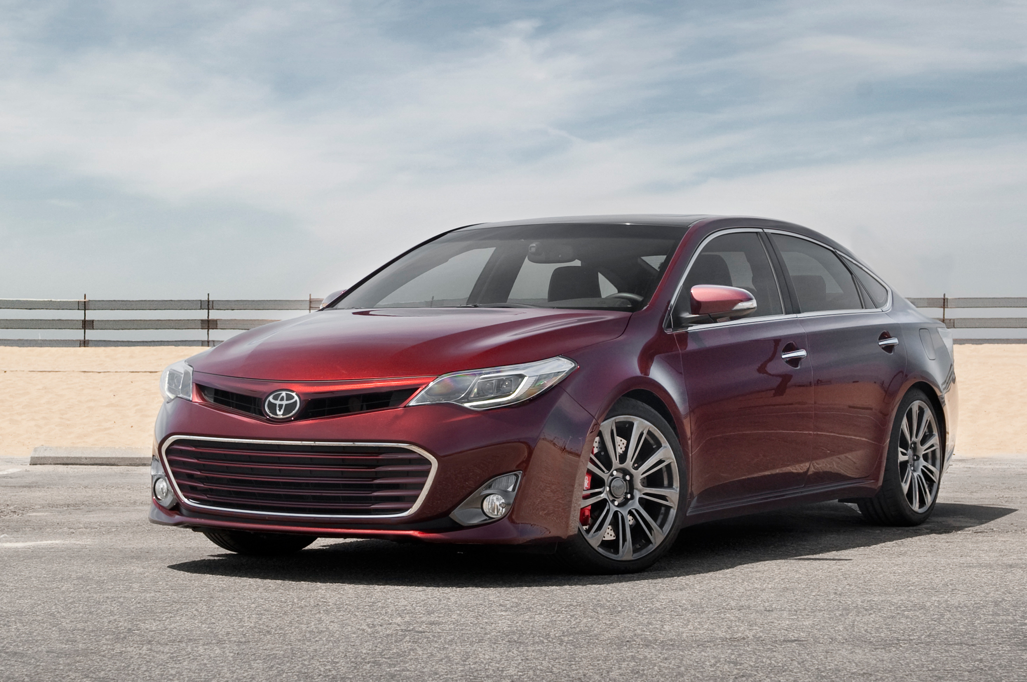 High Quality 2013 Toyota Avalon TRD Edition First Test