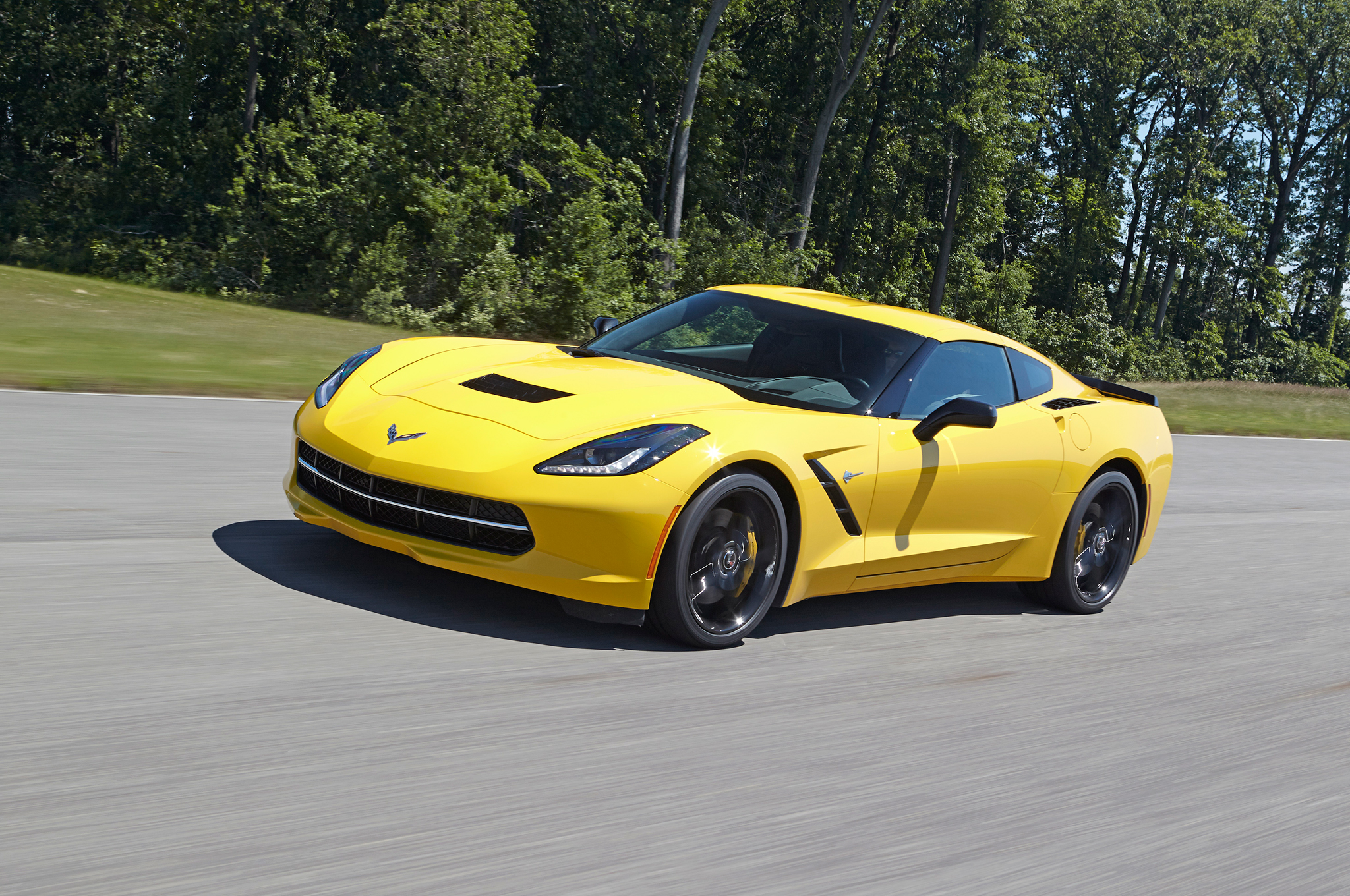 Good 2014 Chevrolet Corvette Stingray Z51 Has 3.8 Second 0 60 MPH Time