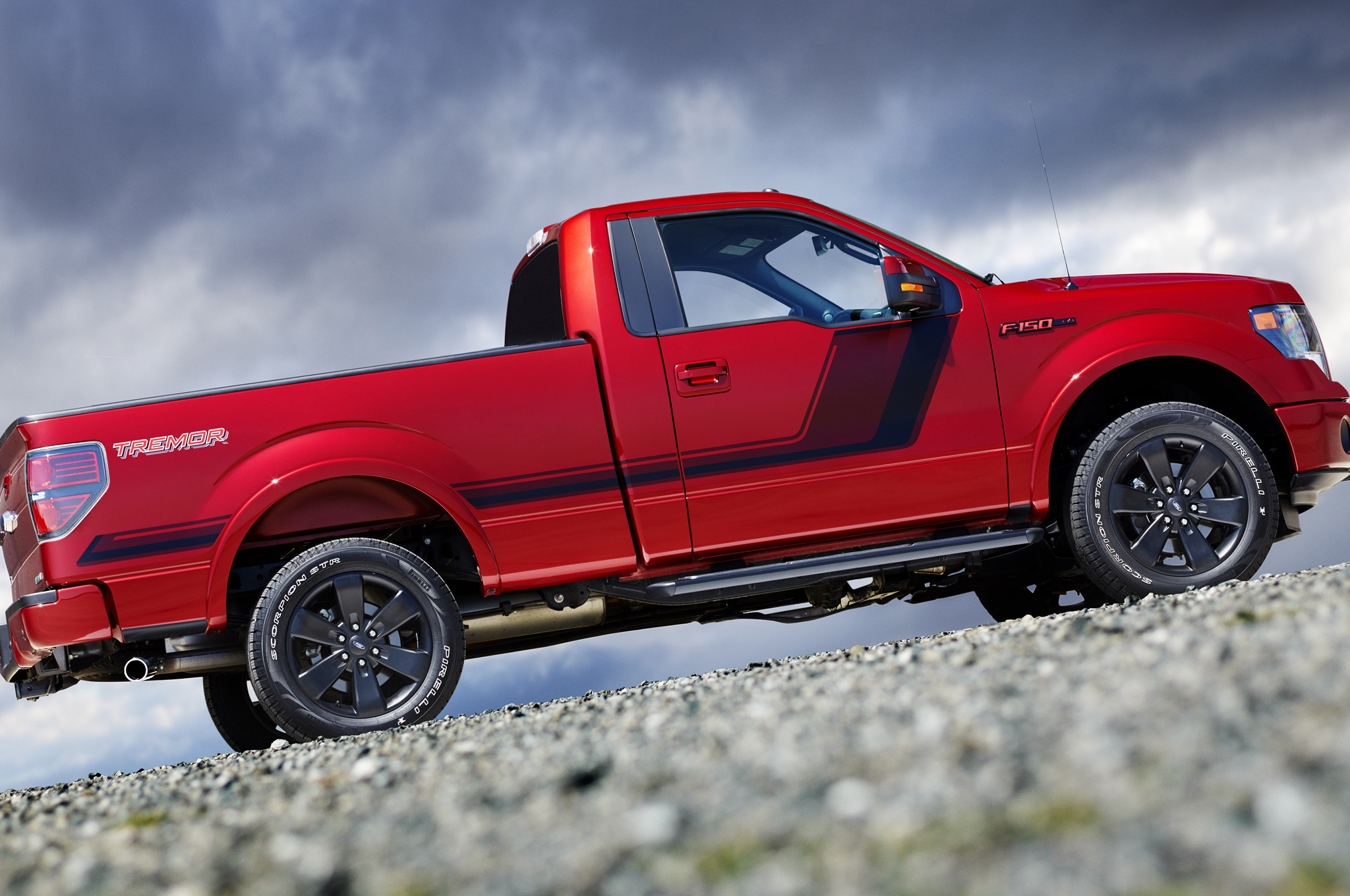 2014 Ford F 150 Tremor Sport Truck Revealed Motor Trend