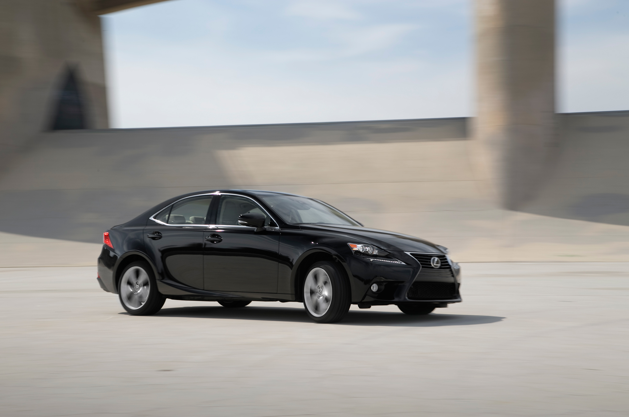 2014 Lexus IS 350 AWD First Test