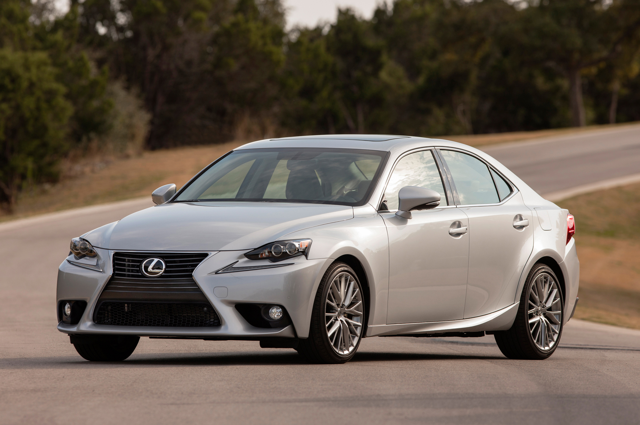 2015 lexus is turbo